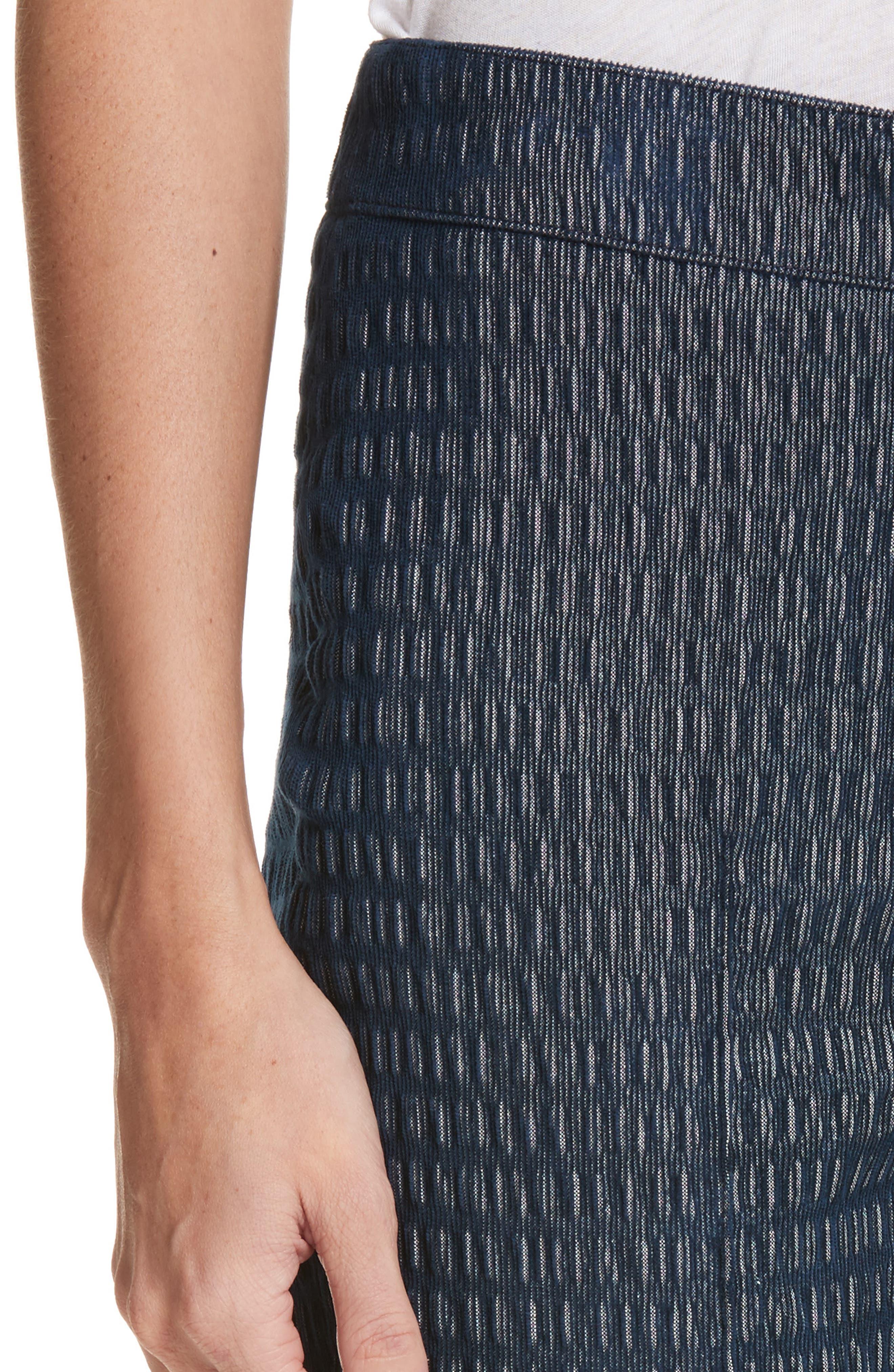 Mara Cloquer Jersey Pants,                             Alternate thumbnail 4, color,                             400