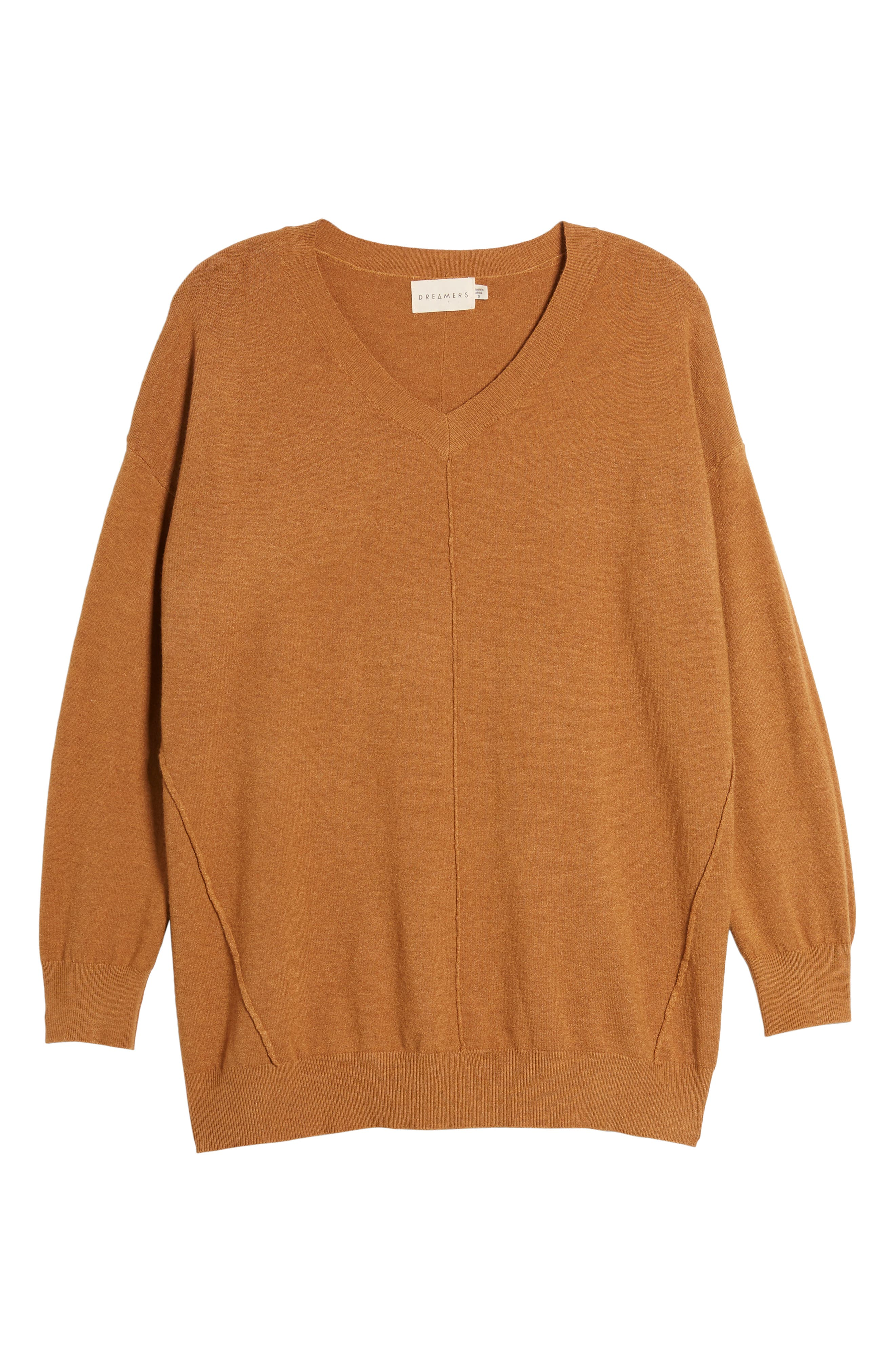 Exposed Seam Sweater,                             Alternate thumbnail 30, color,