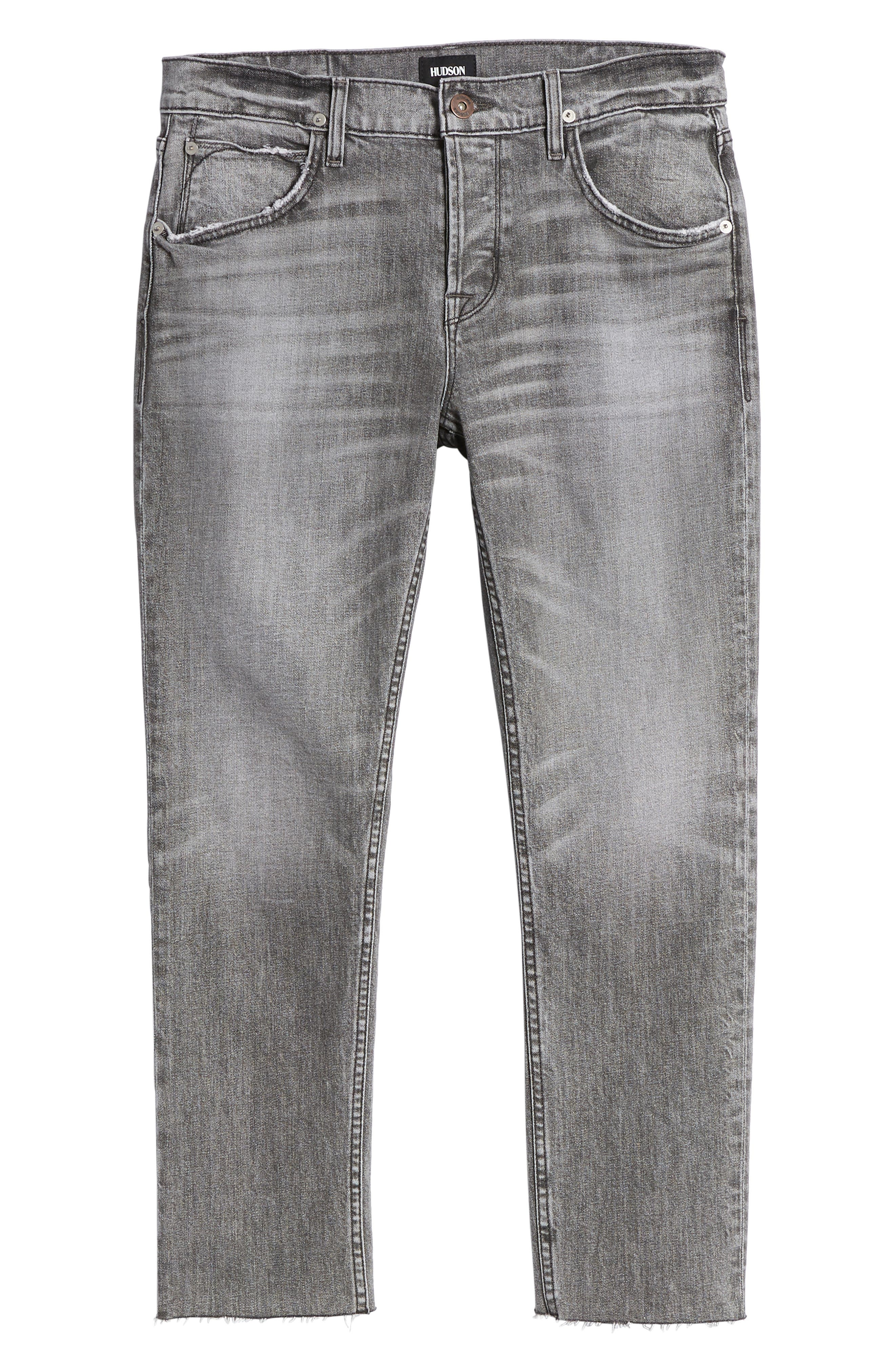 HUDSON JEANS,                             Blake Slim Fit Jeans,                             Alternate thumbnail 6, color,                             063