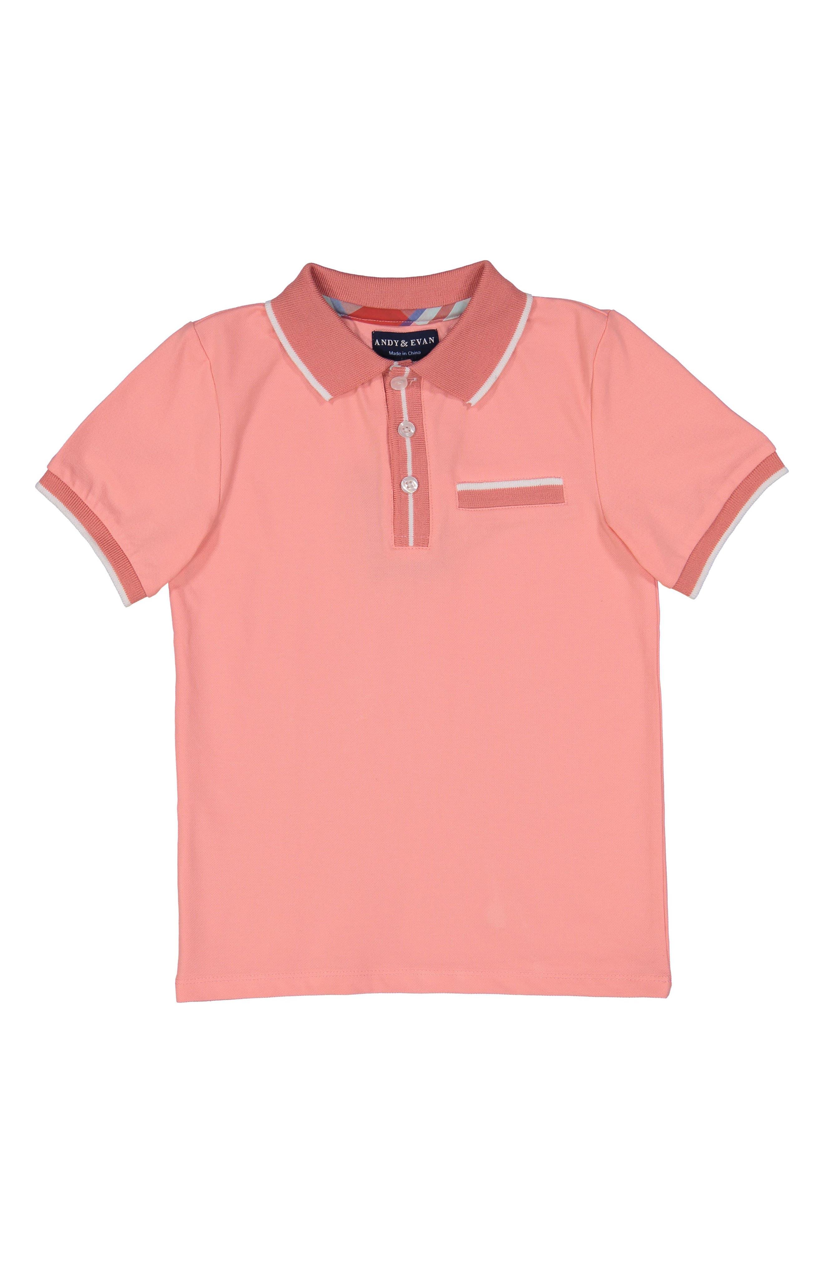 Coral Polo,                         Main,                         color, 622