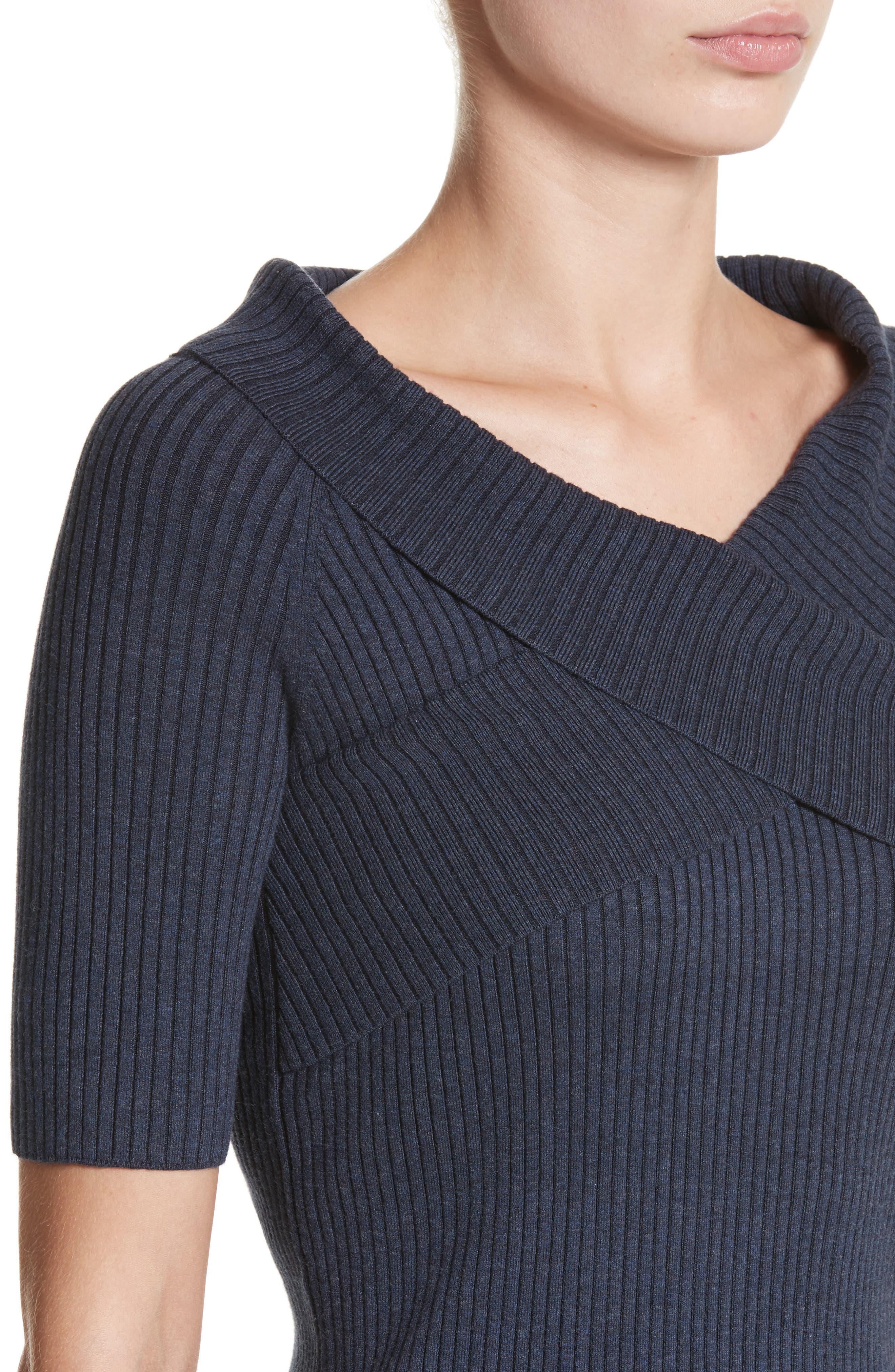 Knit Top,                             Alternate thumbnail 4, color,                             400
