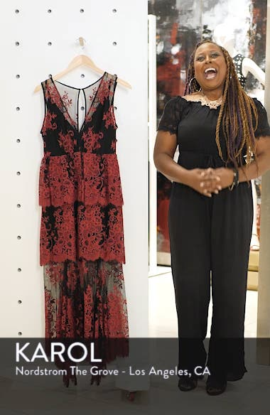 The Brooklyn Tiered Gown, sales video thumbnail