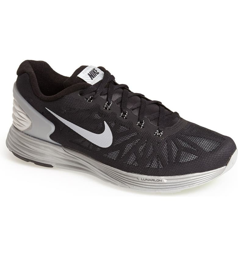 sale retailer 52dd0 8b597 NIKE Lunarglide 6 Flash Running Shoe, Main, color, ...