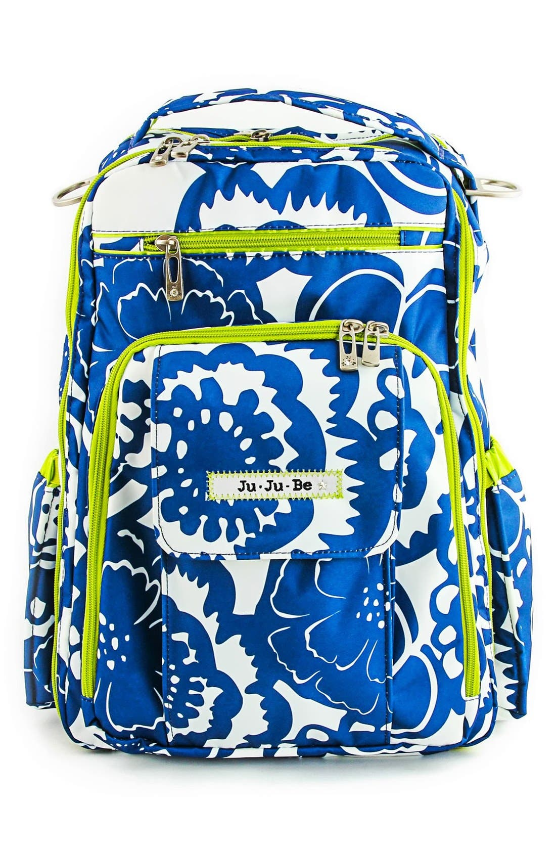 'Be Right Back' Diaper Backpack,                             Alternate thumbnail 96, color,