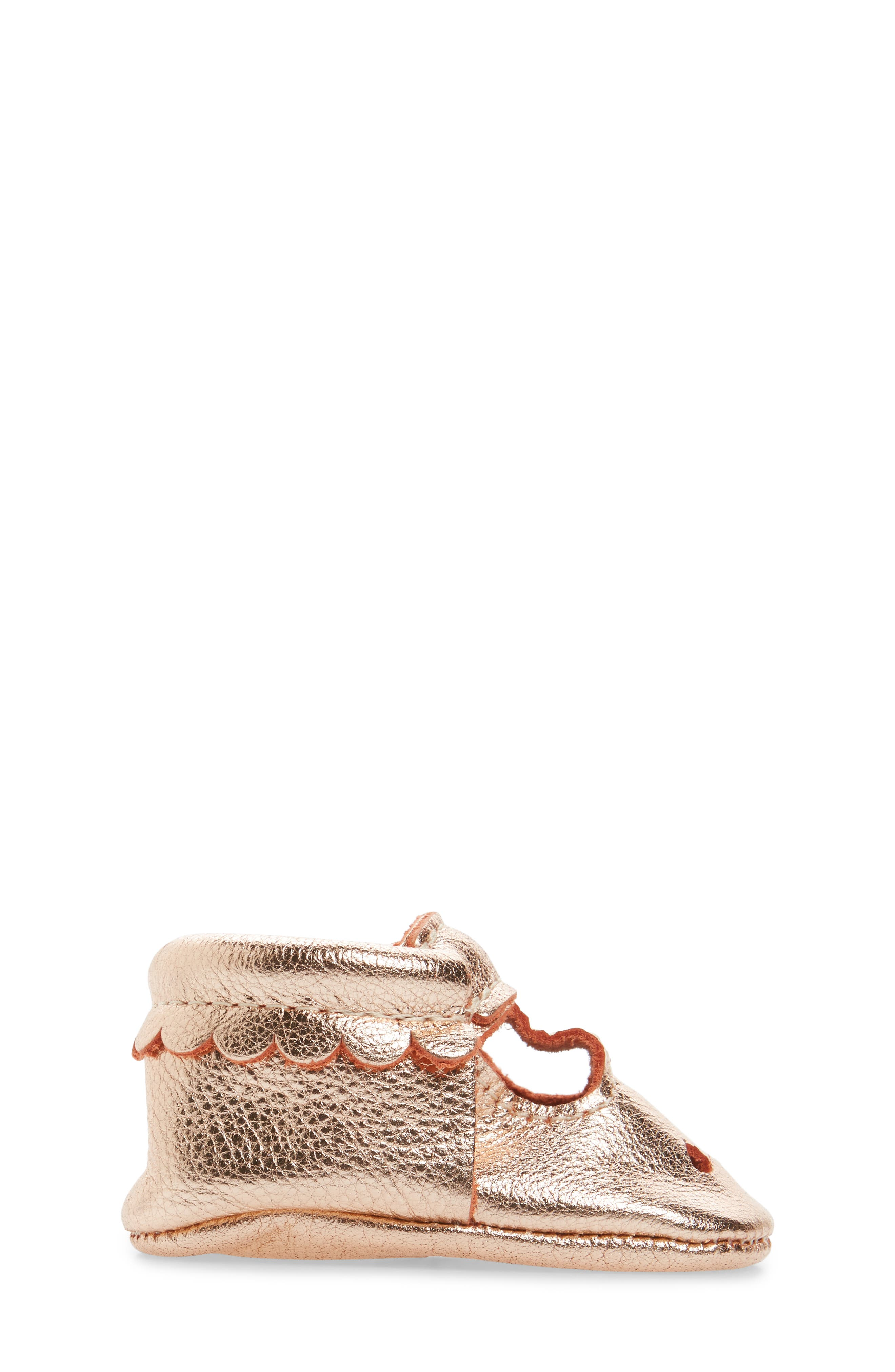 Perforated Mary Jane Moccasin,                             Alternate thumbnail 3, color,                             220