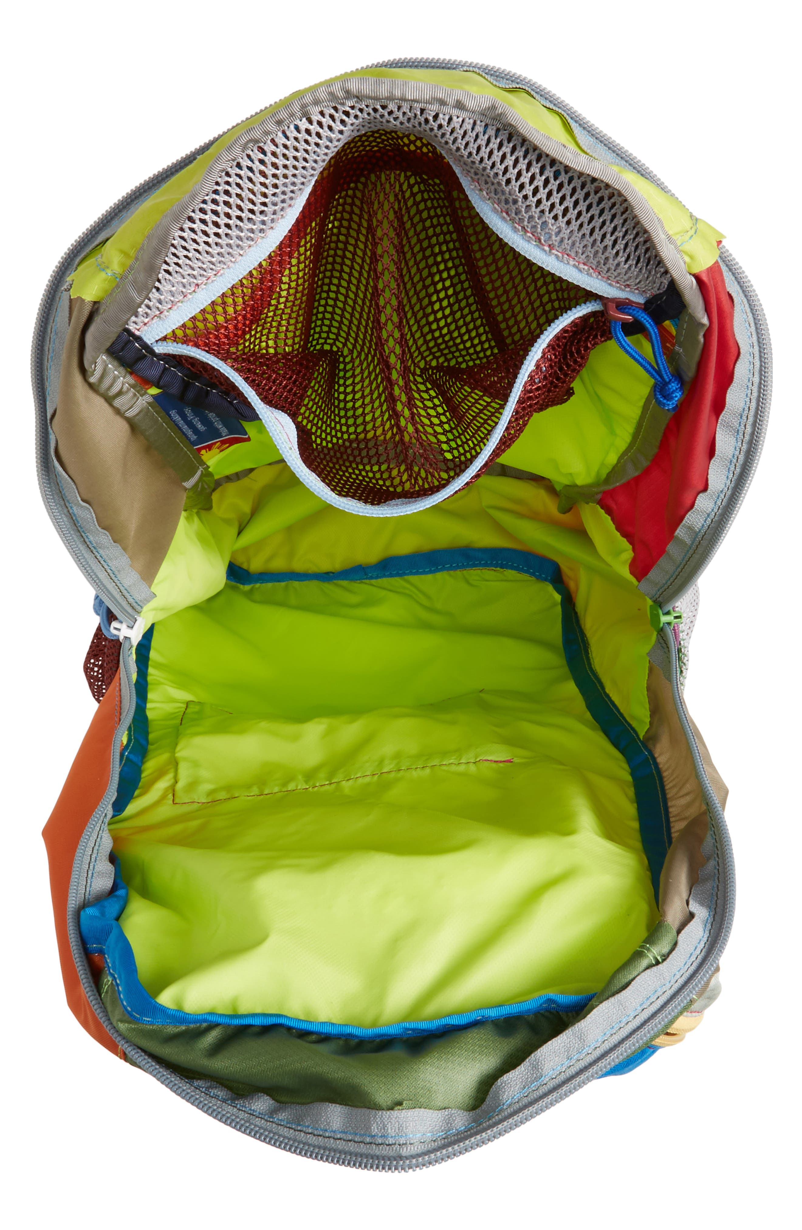 Batac Del Día One of a Kind Ripstop Nylon Daypack,                             Alternate thumbnail 4, color,                             960