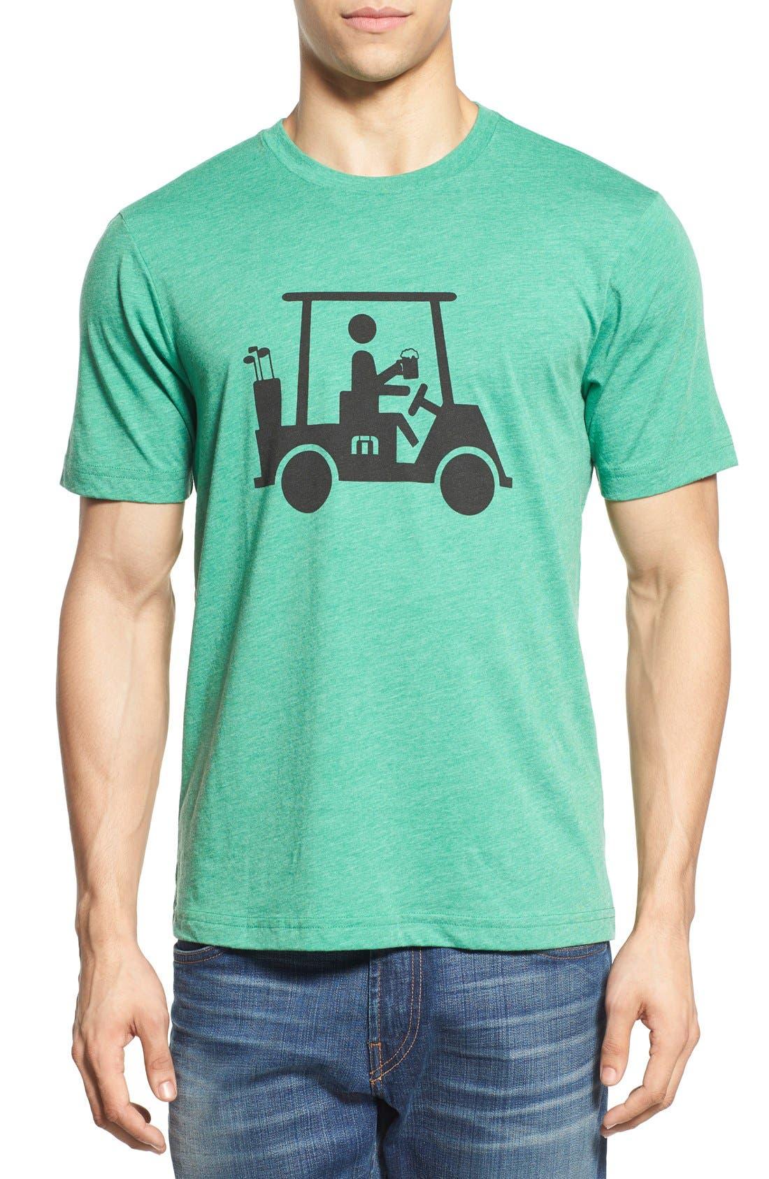 'Mapes' Graphic Pima Cotton T-Shirt,                             Main thumbnail 3, color,