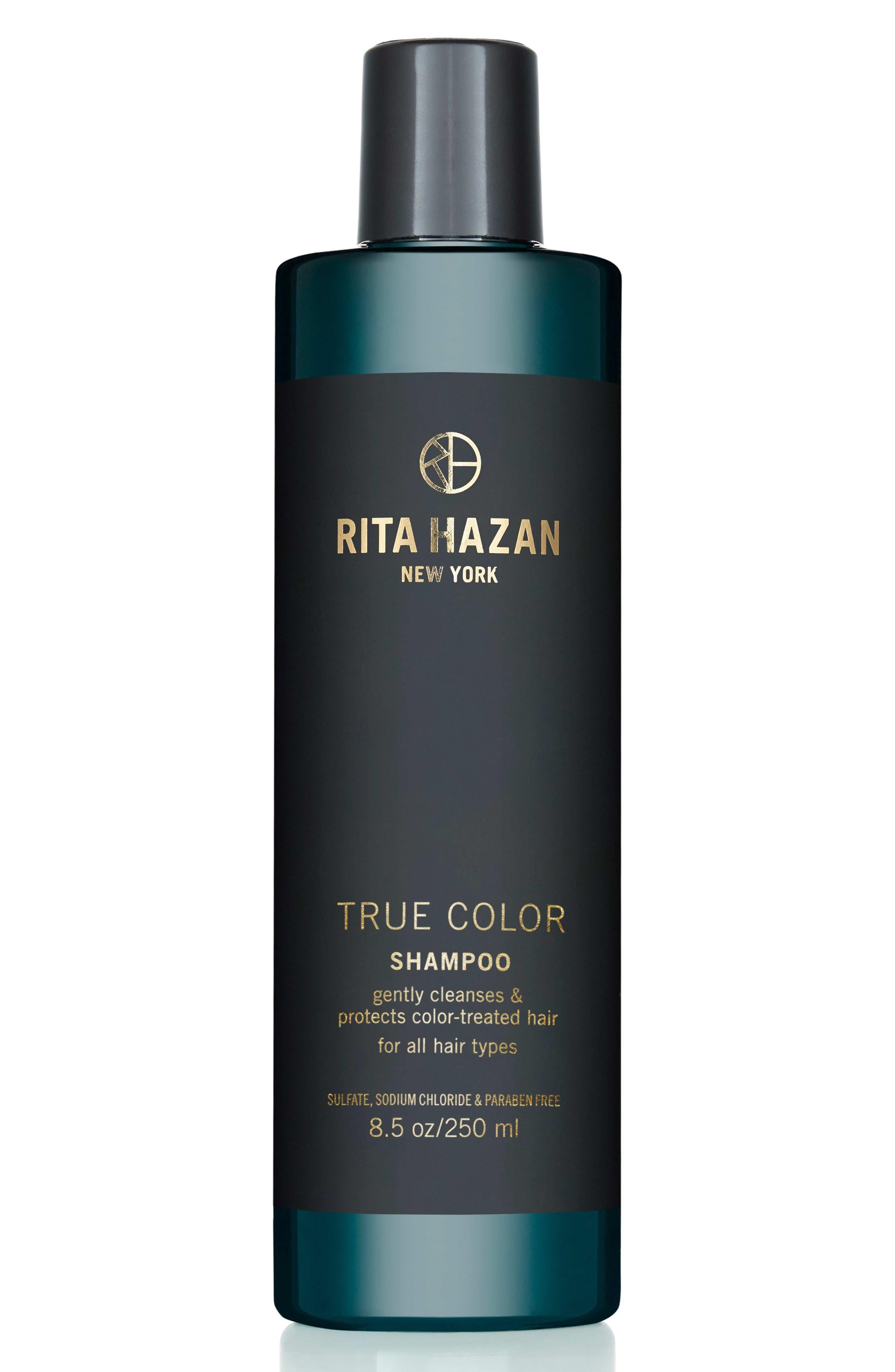 RITA HAZAN NEW YORK,                             'True Color' Shampoo,                             Main thumbnail 1, color,                             NO COLOR