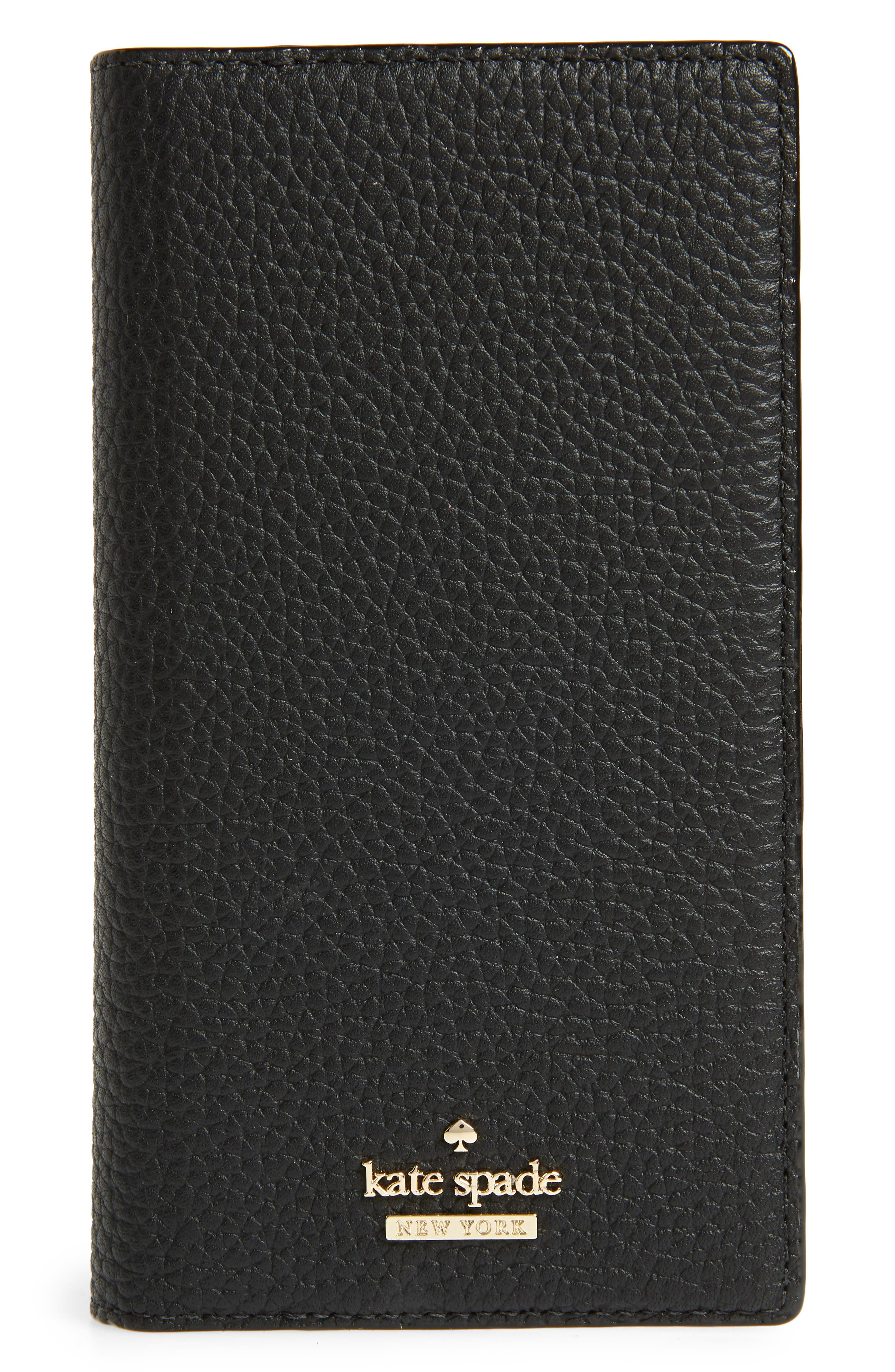 iPhone 7/8 & 7/8 Plus leather folio case,                         Main,                         color, 001