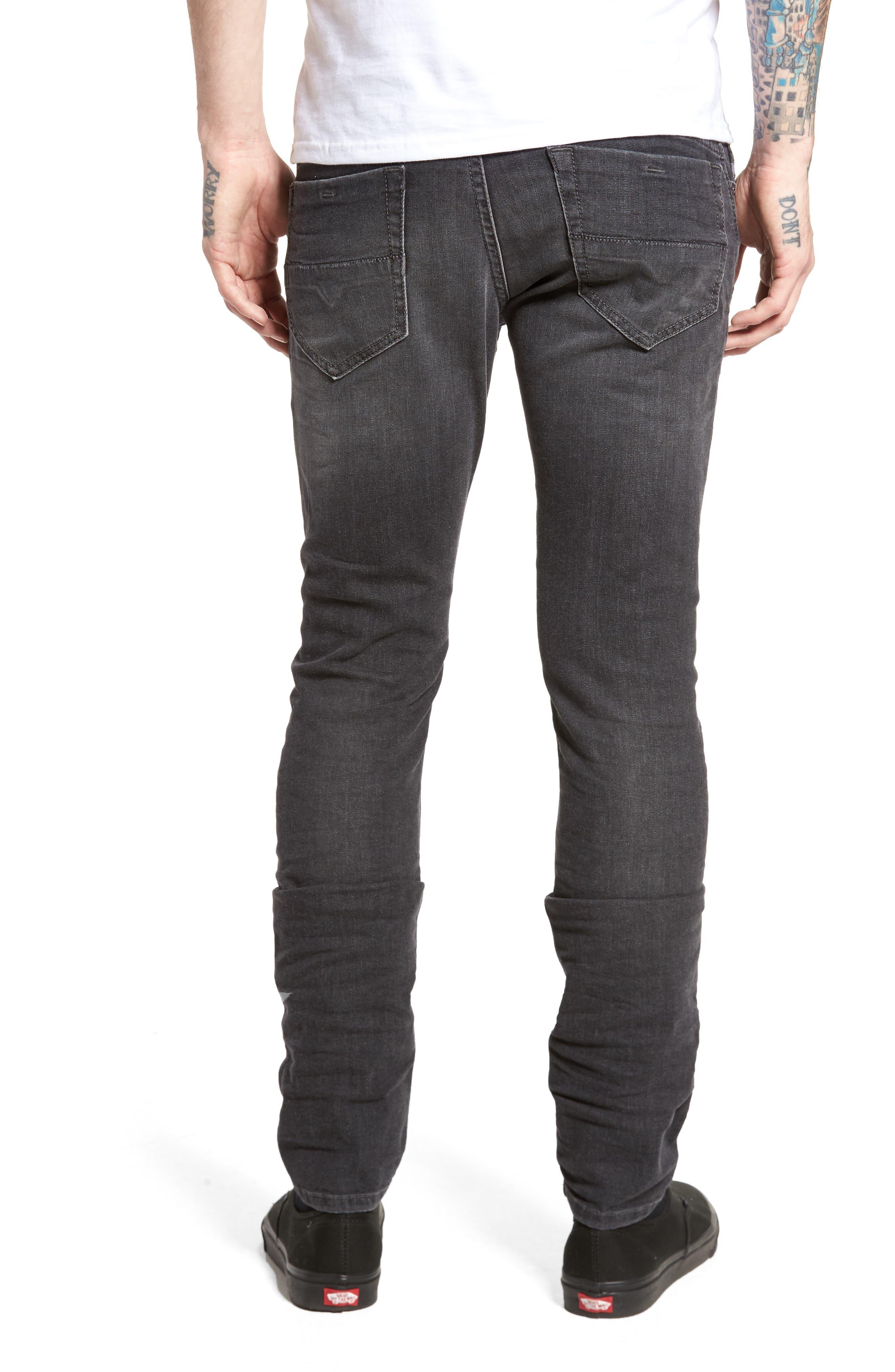 Thommer Slim Fit Jeans,                             Alternate thumbnail 2, color,                             001