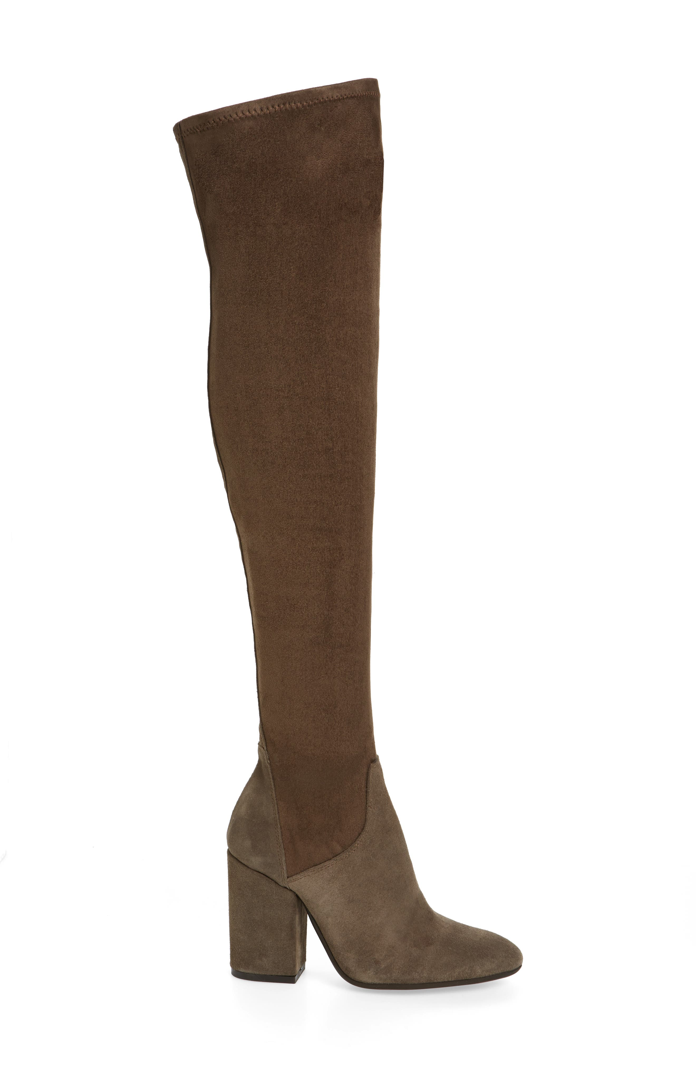 Clarice Over the Knee Boot,                             Alternate thumbnail 5, color,