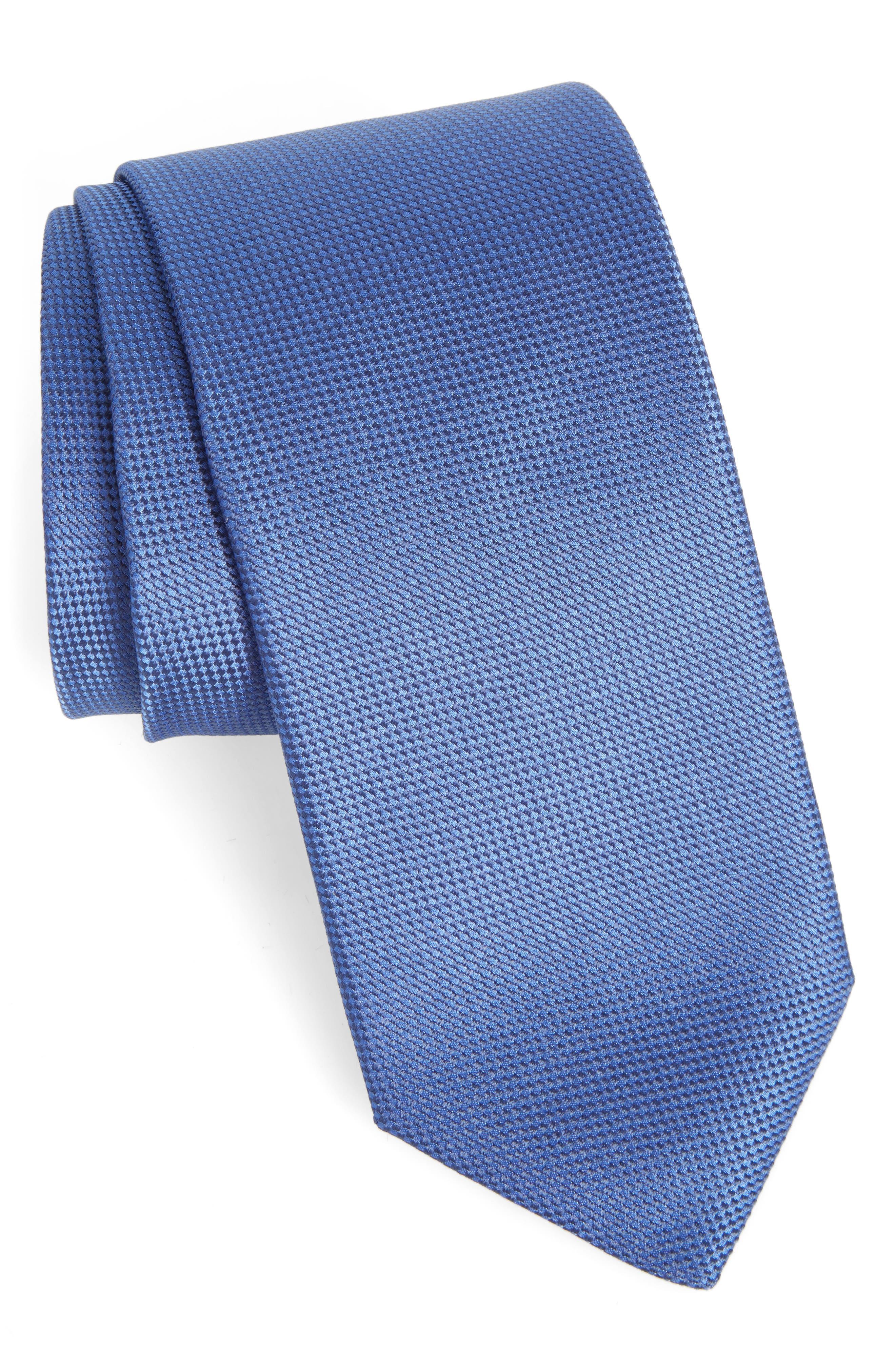 'Ryder' Silk Tie,                         Main,                         color, 400