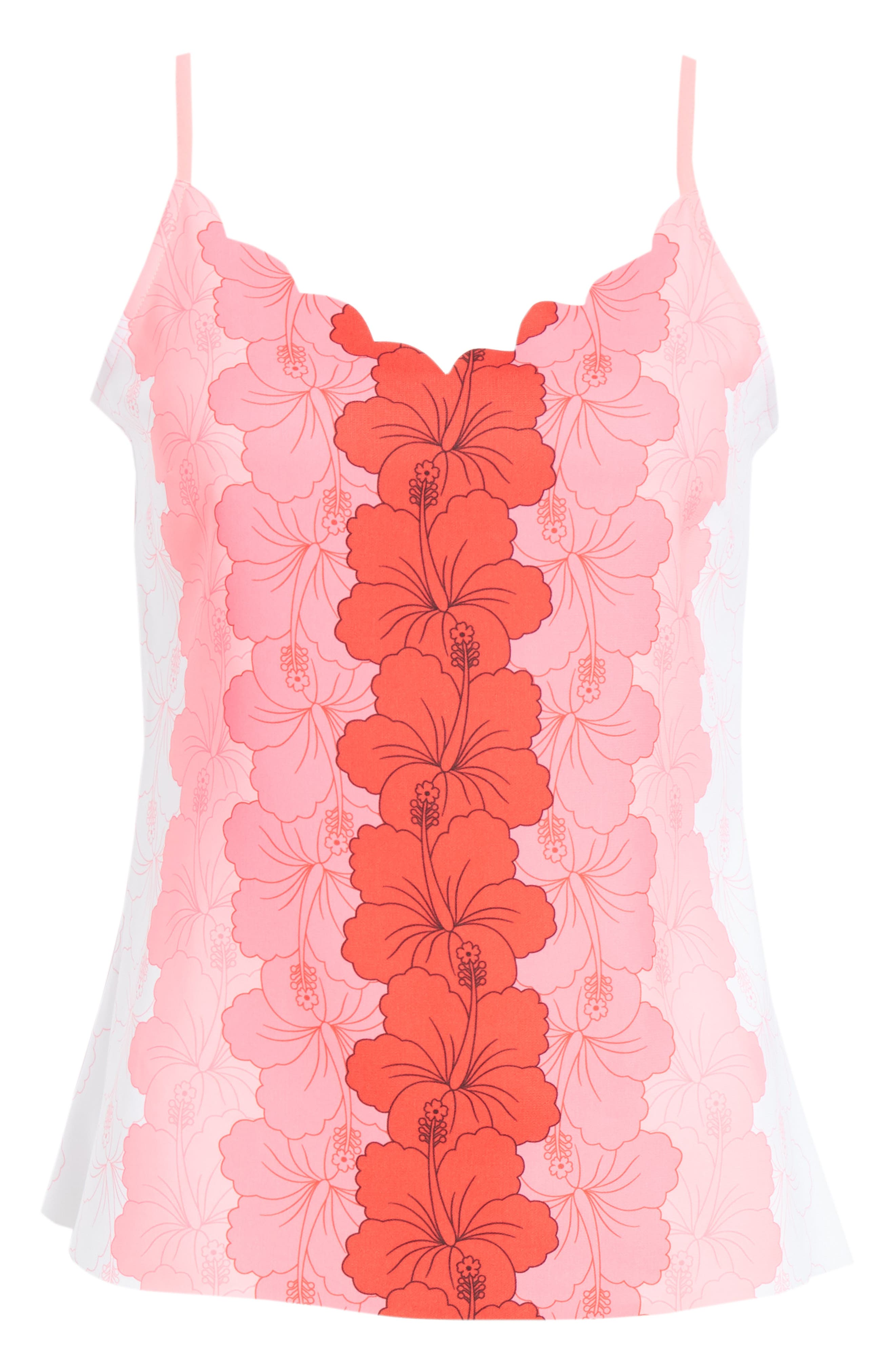 TED BAKER LONDON,                             Romaa Happiness Camisole,                             Alternate thumbnail 6, color,                             671