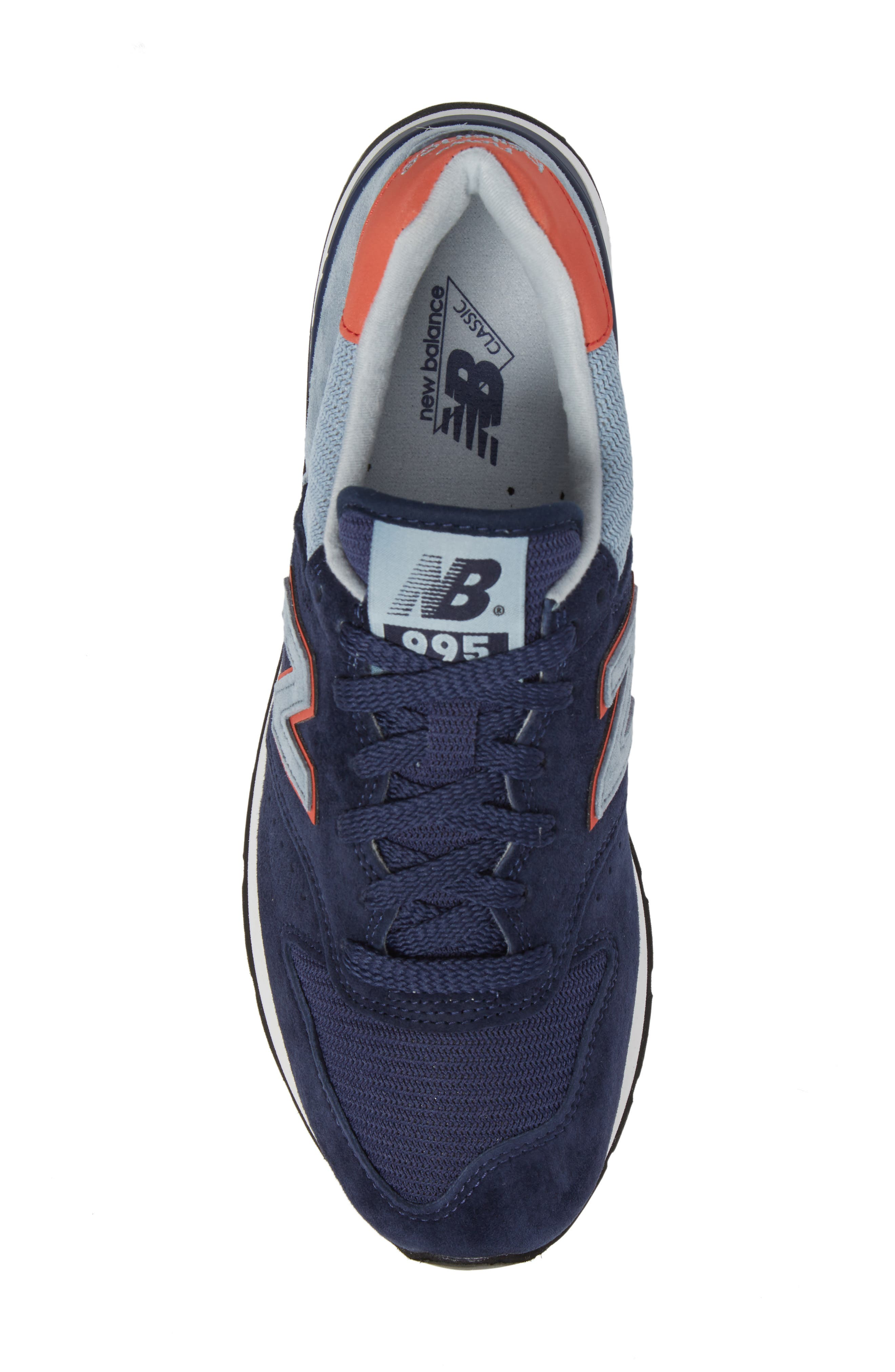 995 Sneaker,                             Alternate thumbnail 5, color,