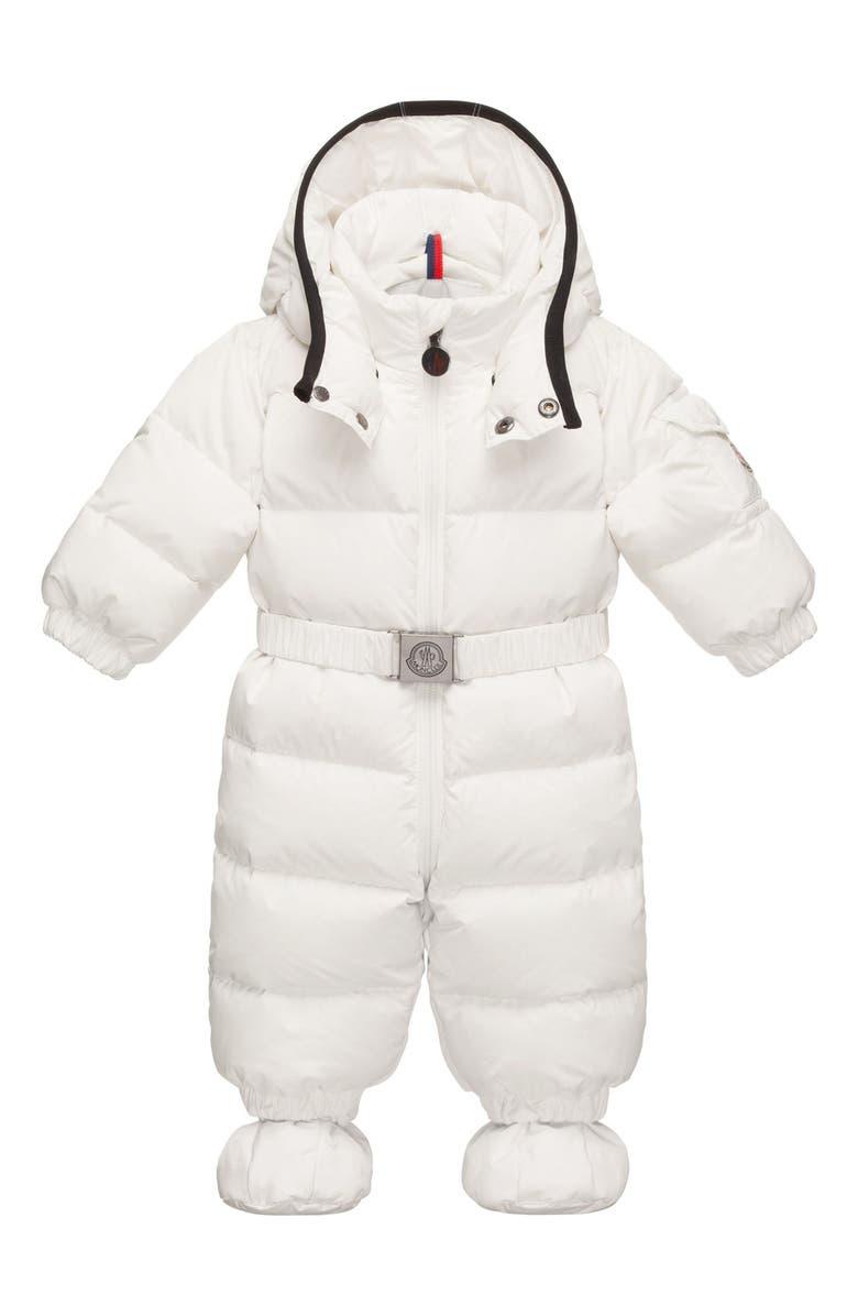 'Amandes' Down Puffer Snowsuit, ...