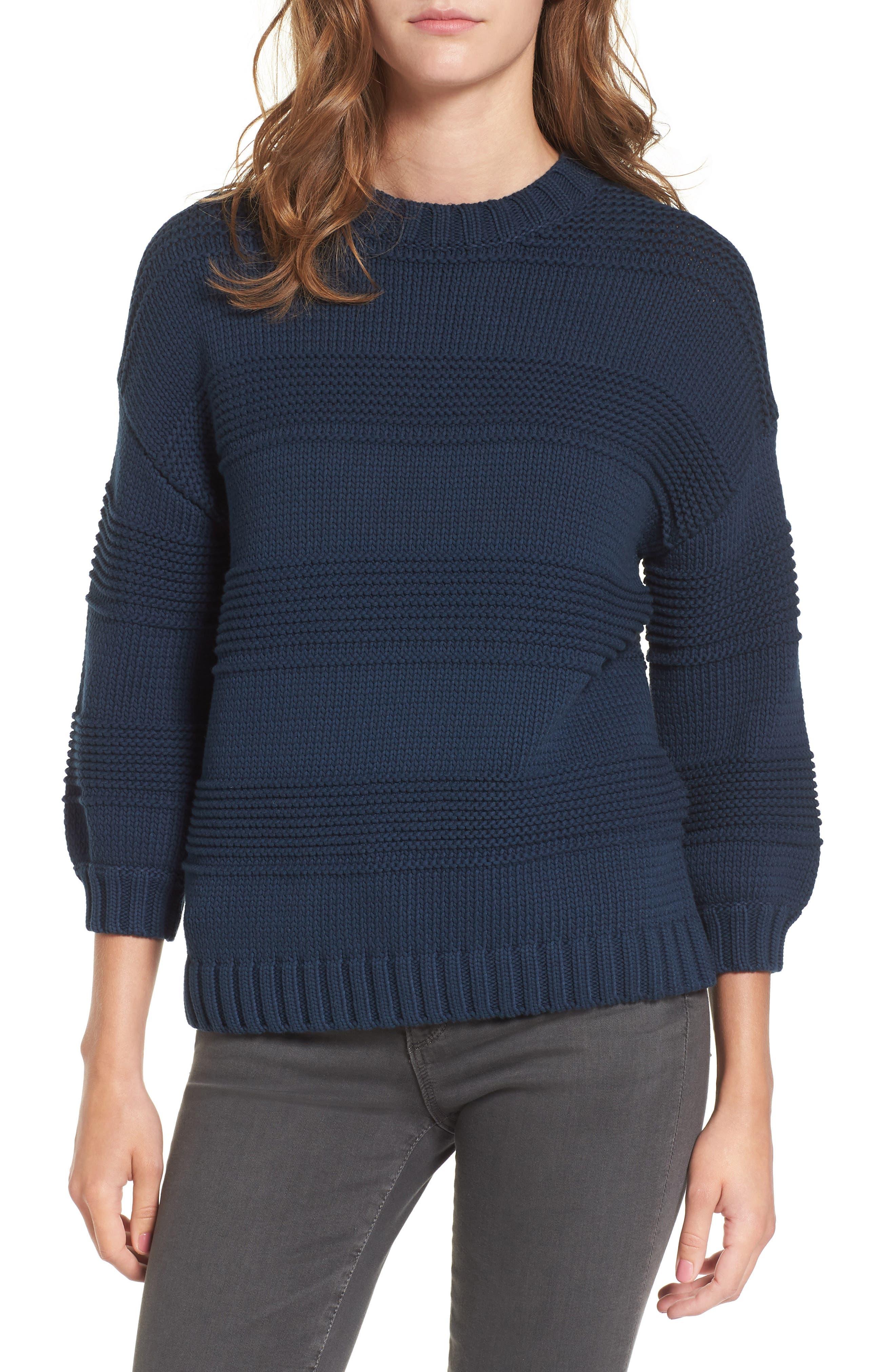 Sabrina Crewneck Sweater,                             Main thumbnail 1, color,                             417
