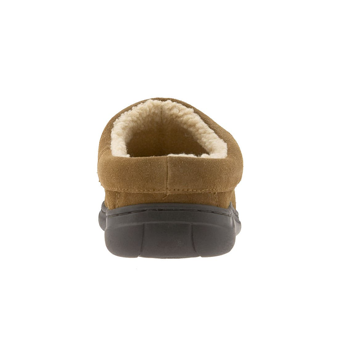 'Edmonton' Slipper,                             Alternate thumbnail 4, color,                             TAN