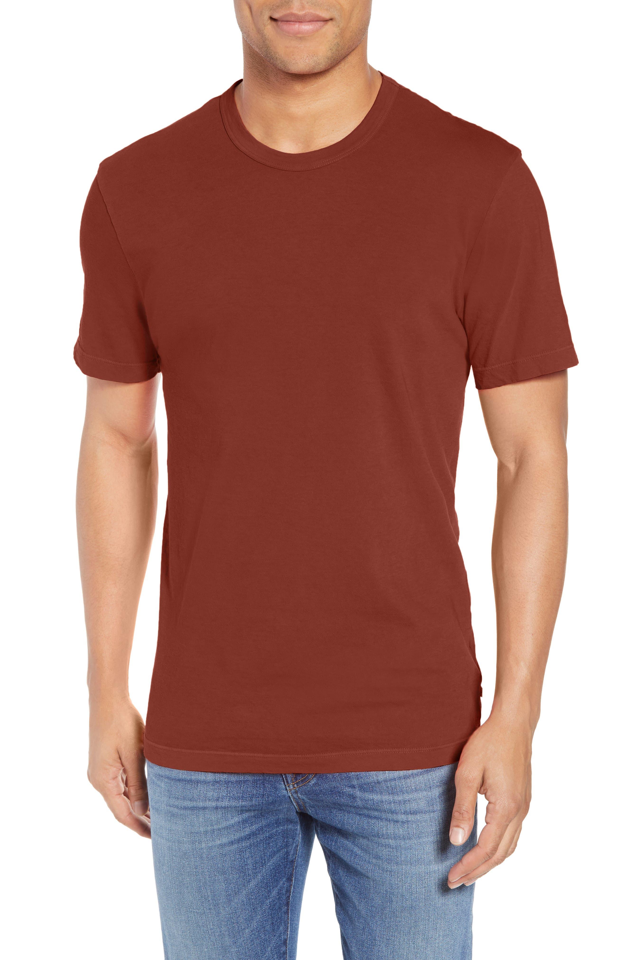Crewneck Jersey T-Shirt,                             Alternate thumbnail 134, color,
