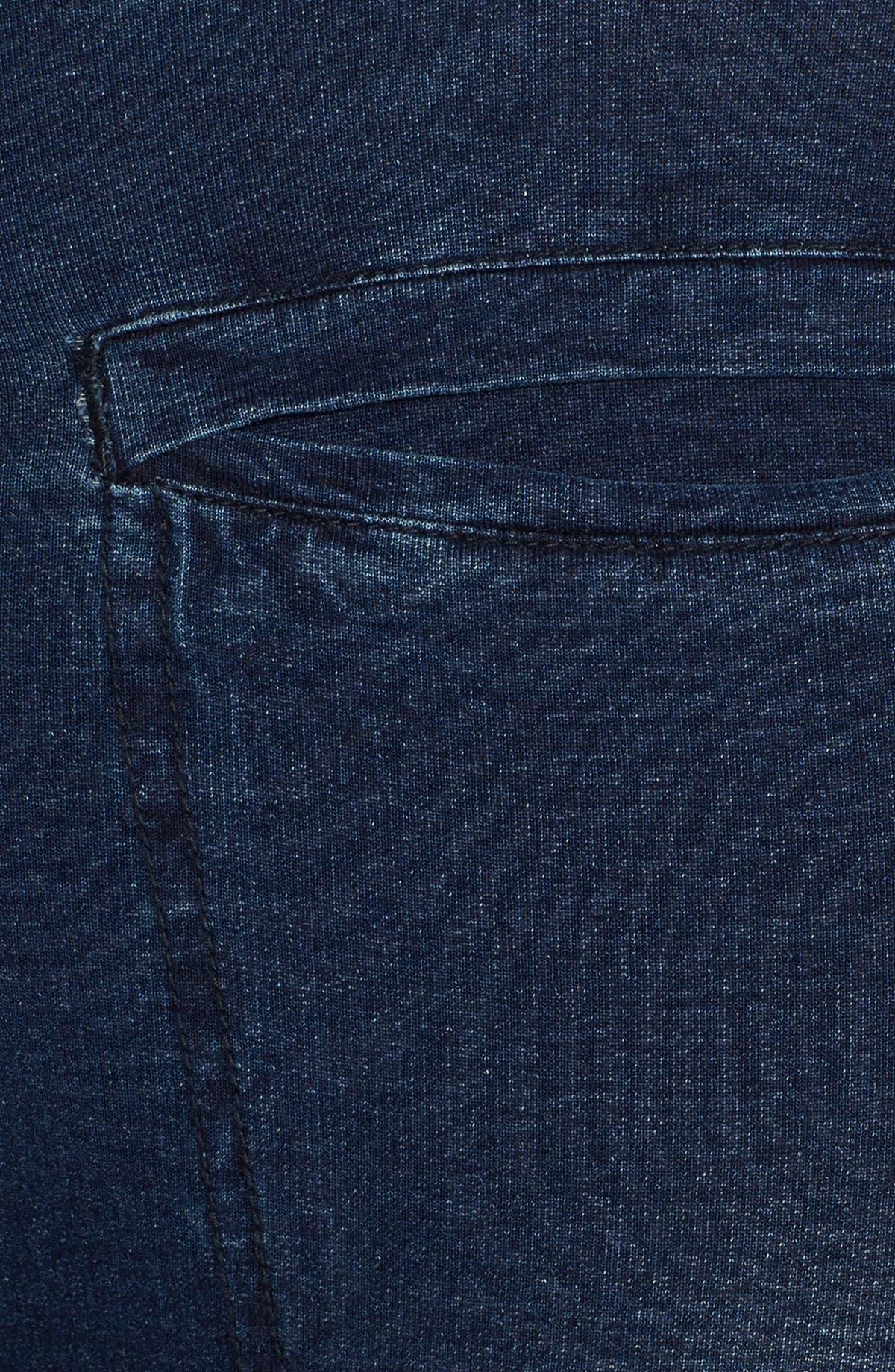 cccf8641677 Poetic Justice  Jonjon  Stretch Knit Denim Jogger Pants (Plus Size ...