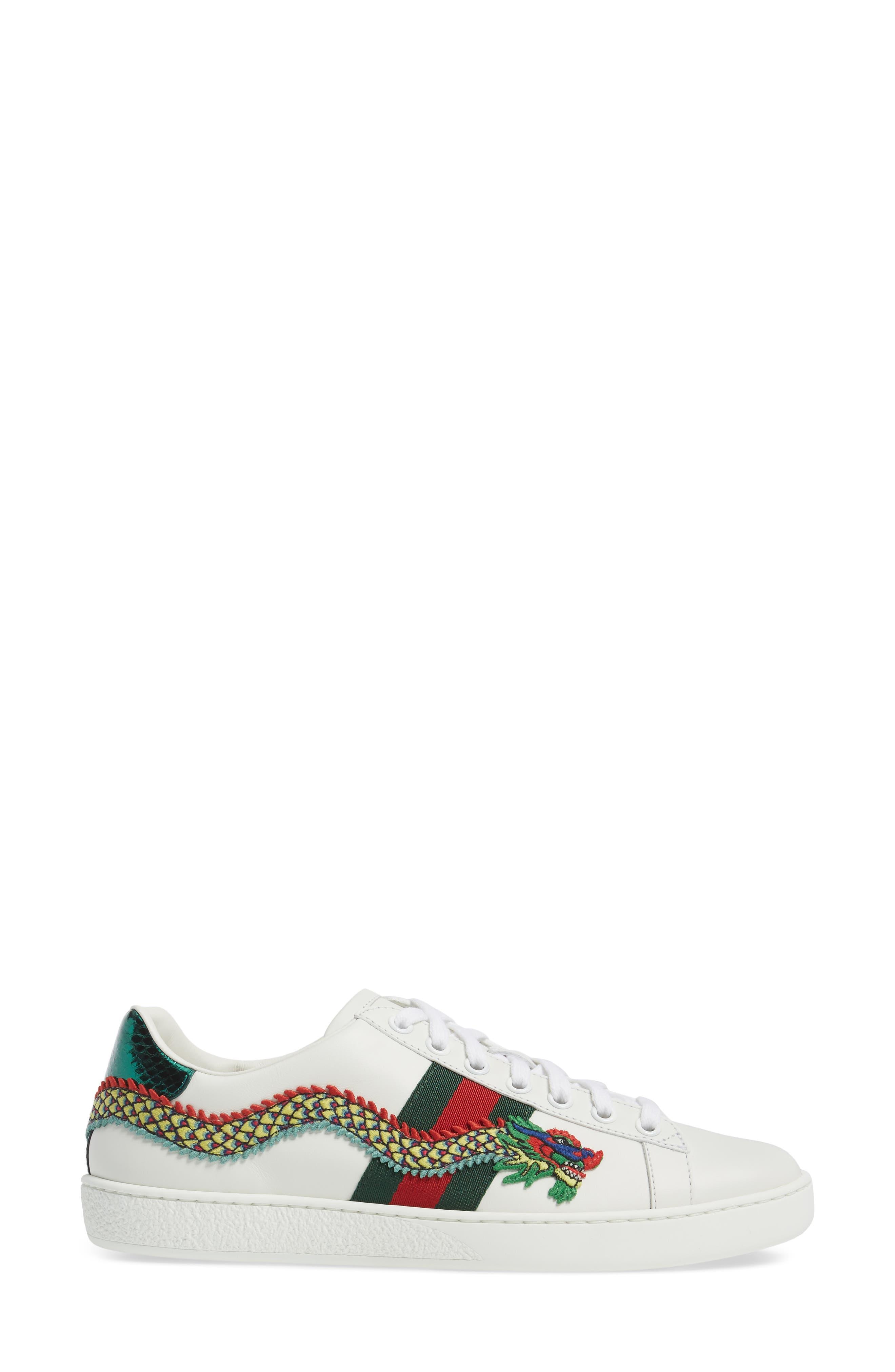 New Ace Dragon Sneaker,                             Alternate thumbnail 3, color,                             138