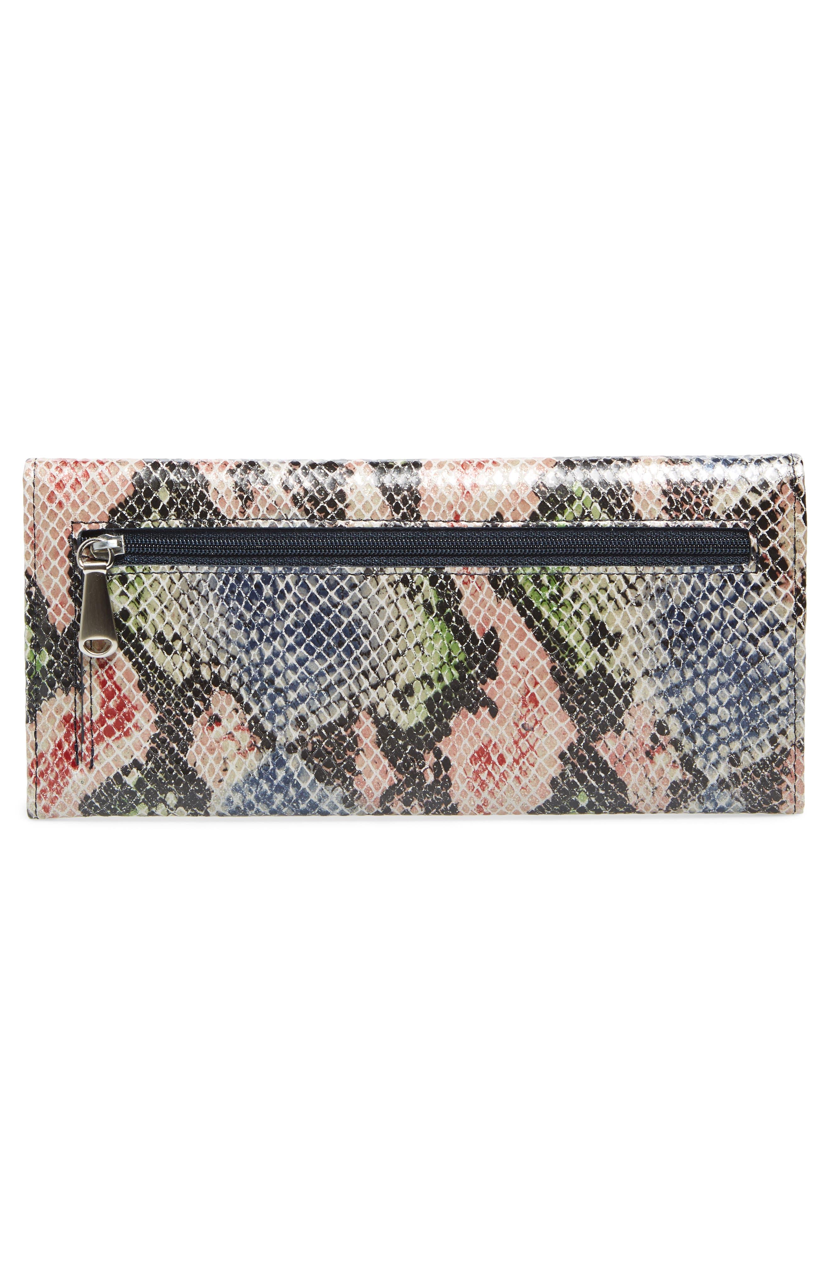 'Sadie' Leather Wallet,                             Alternate thumbnail 111, color,