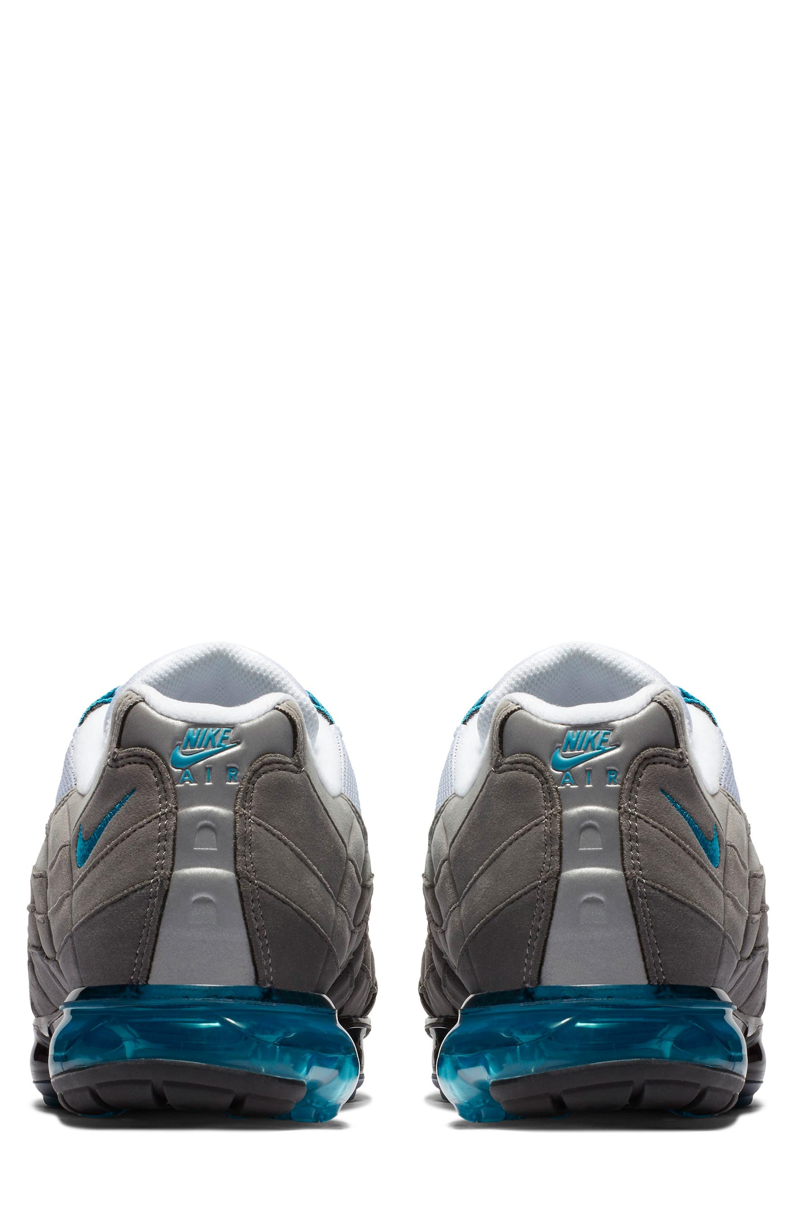 Air VaporMax '95 Sneaker,                             Alternate thumbnail 5, color,                             022