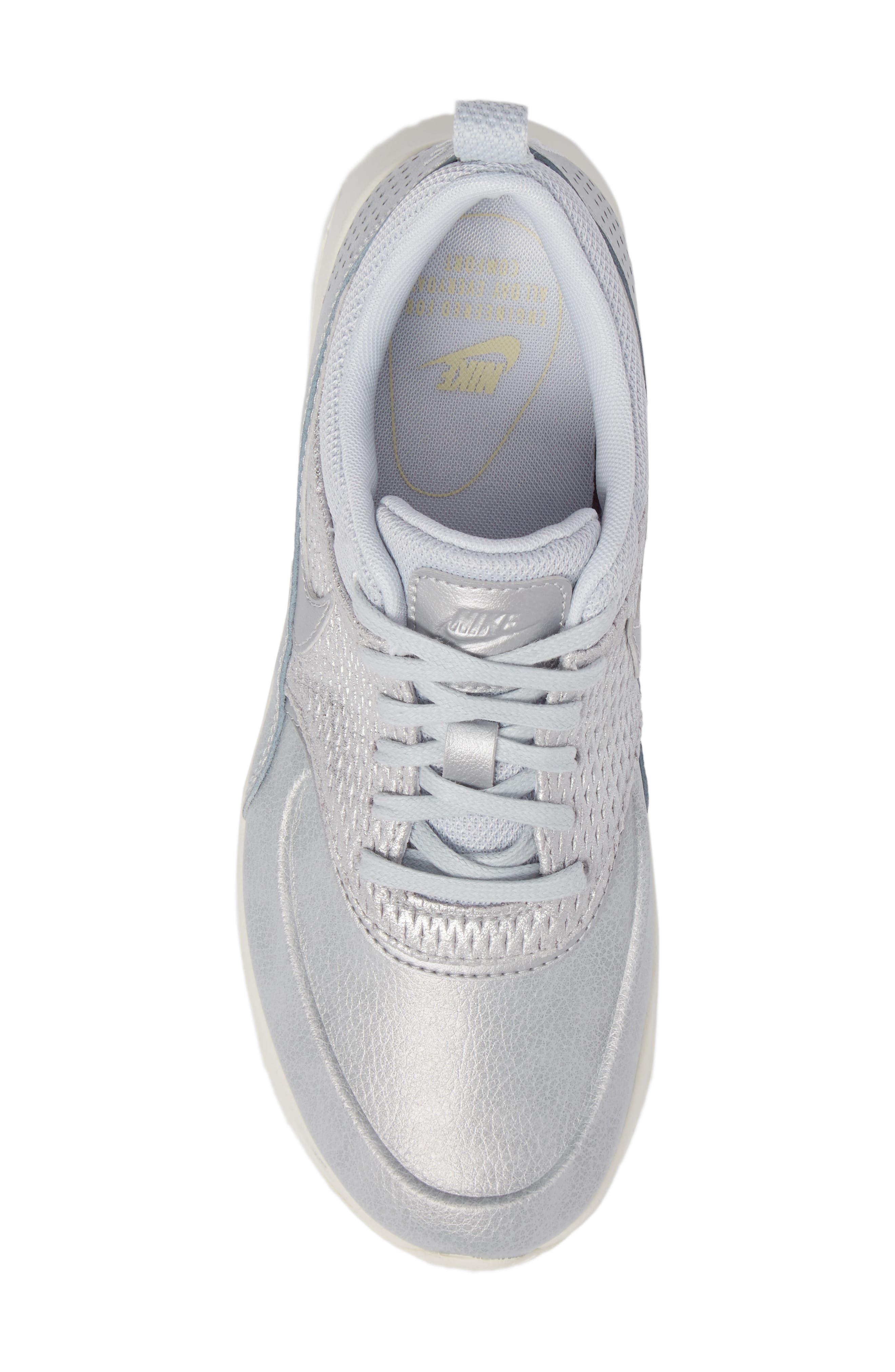 Air Max Thea Premium Sneaker,                             Alternate thumbnail 14, color,