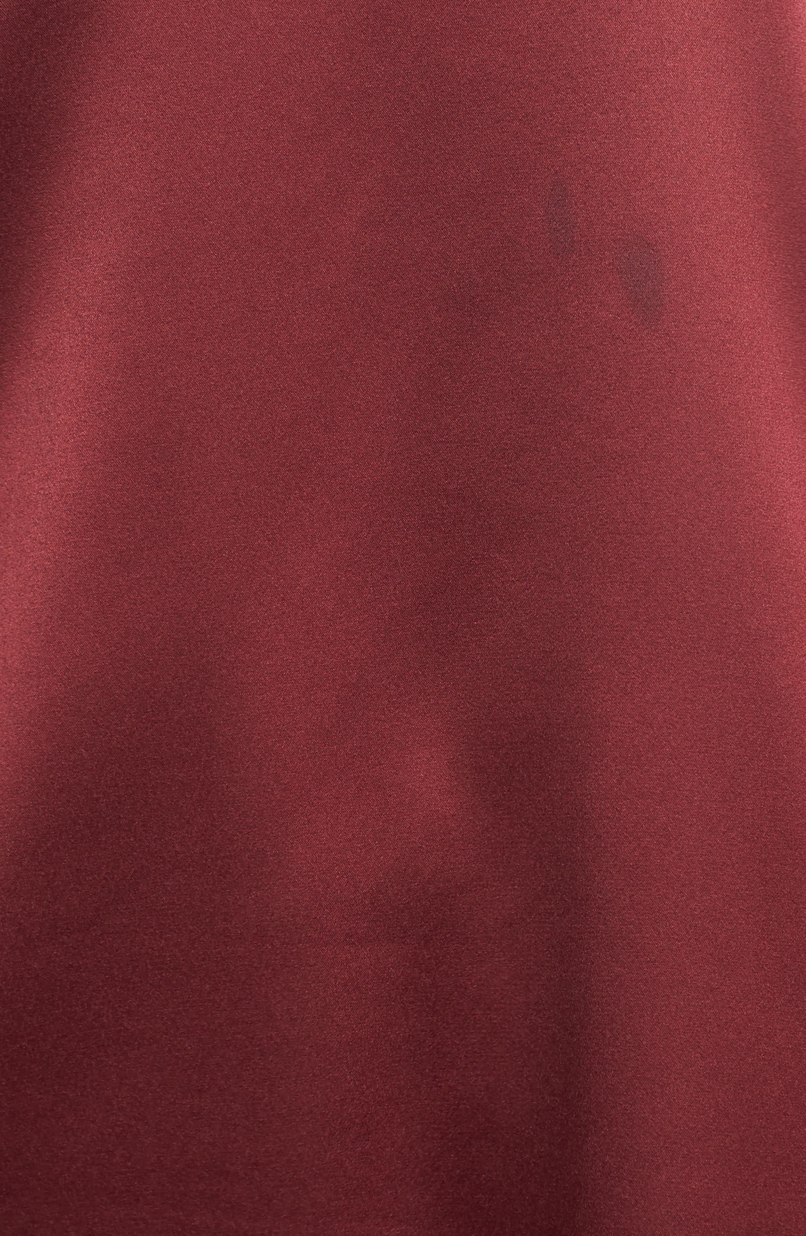 One-Sleeve Shift Dress,                             Alternate thumbnail 10, color,