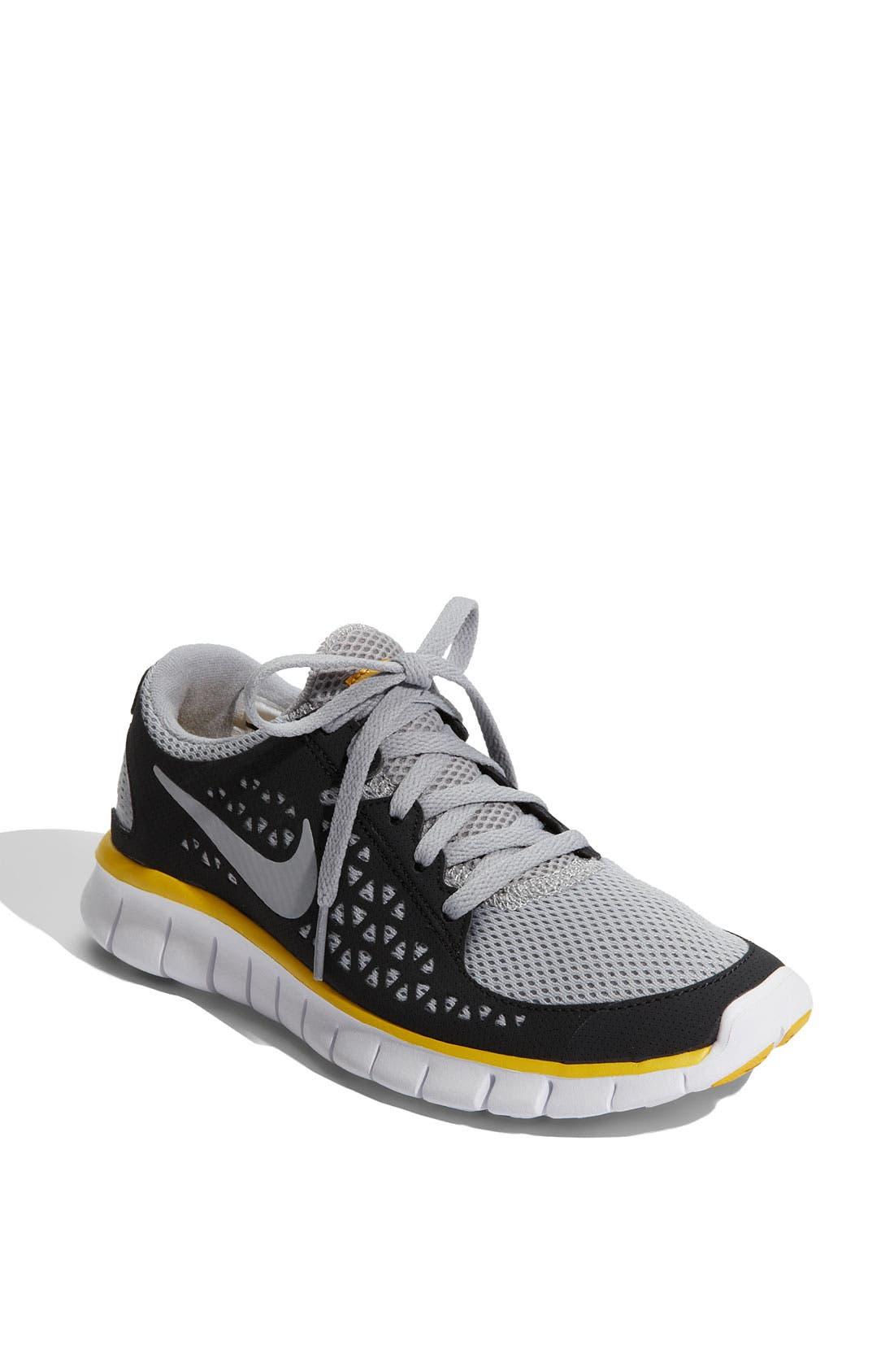 'LIVESTRONG Free Run+' Running Shoe, Main, color, 018