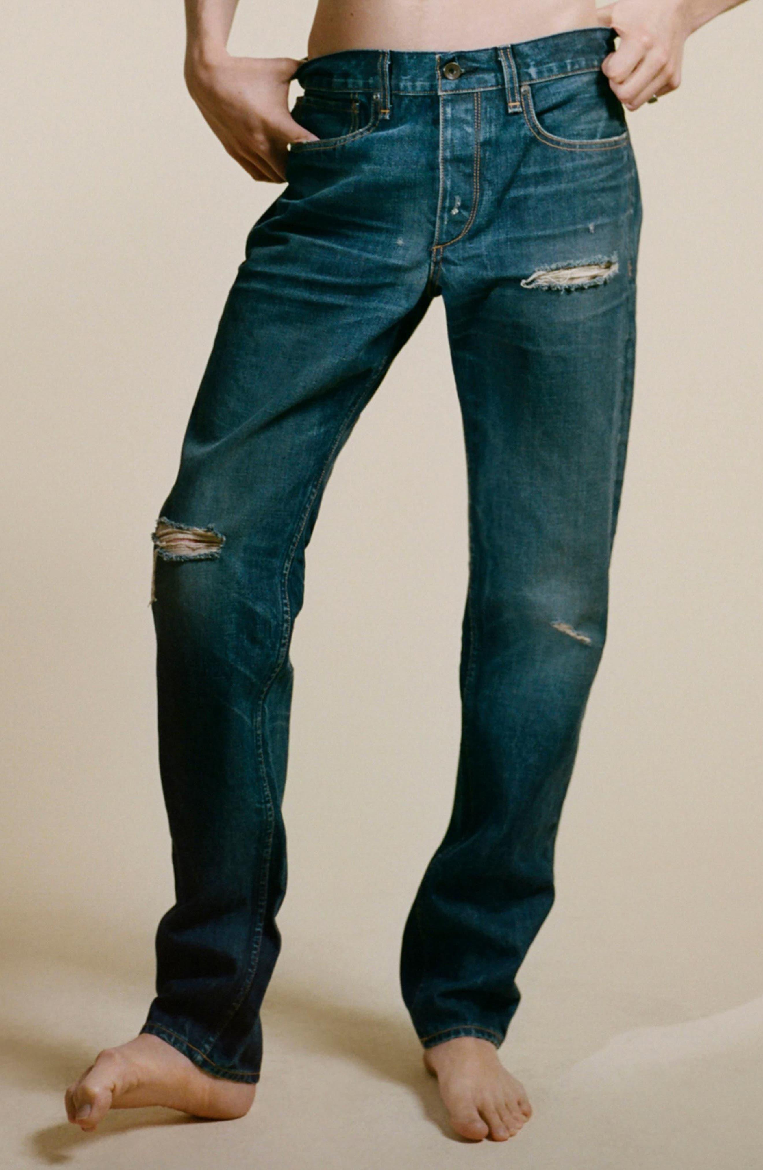 Fit 2 Slim Fit Jeans,                             Alternate thumbnail 8, color,                             423