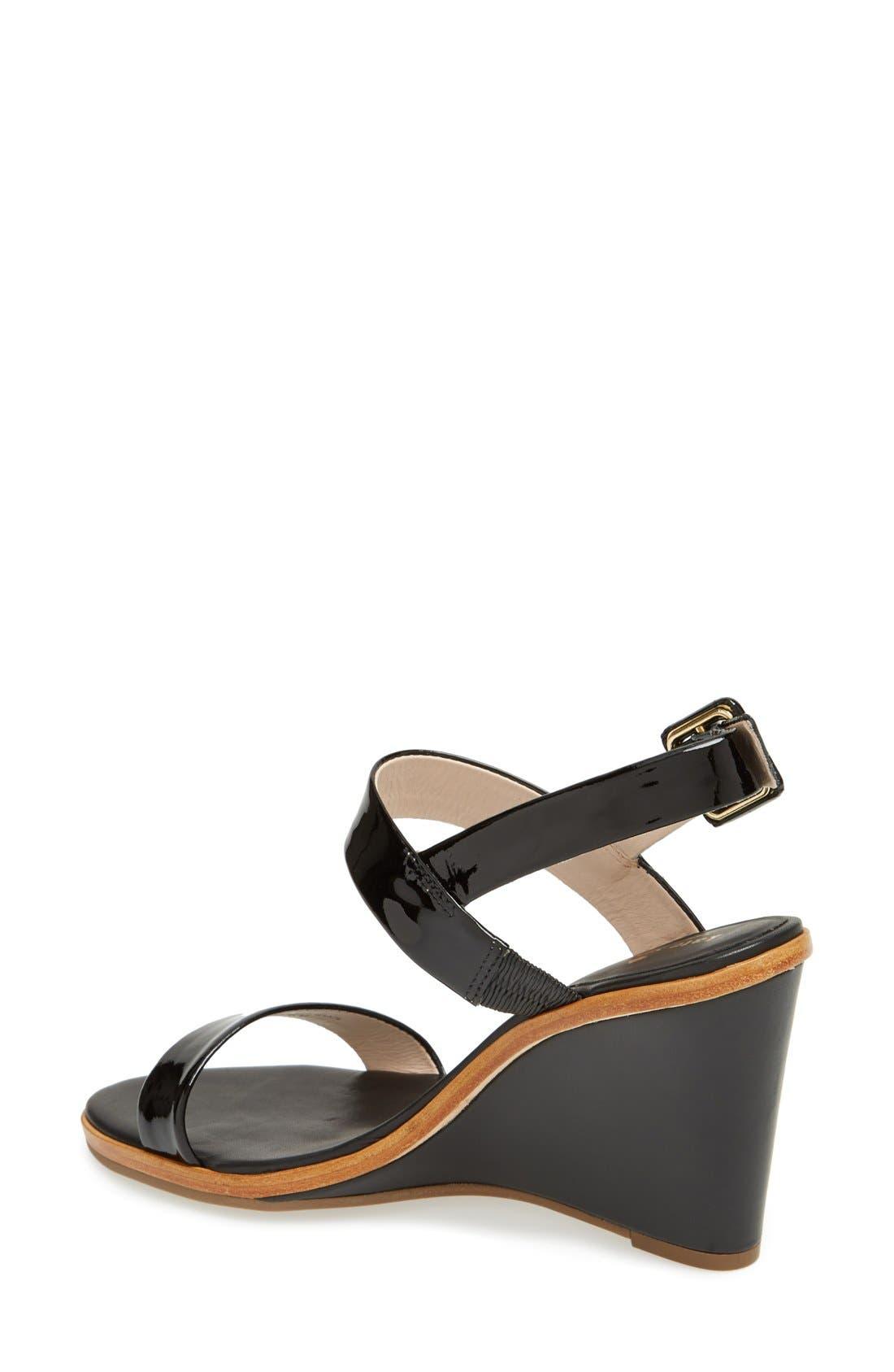 'nice' sandal,                             Alternate thumbnail 4, color,                             001