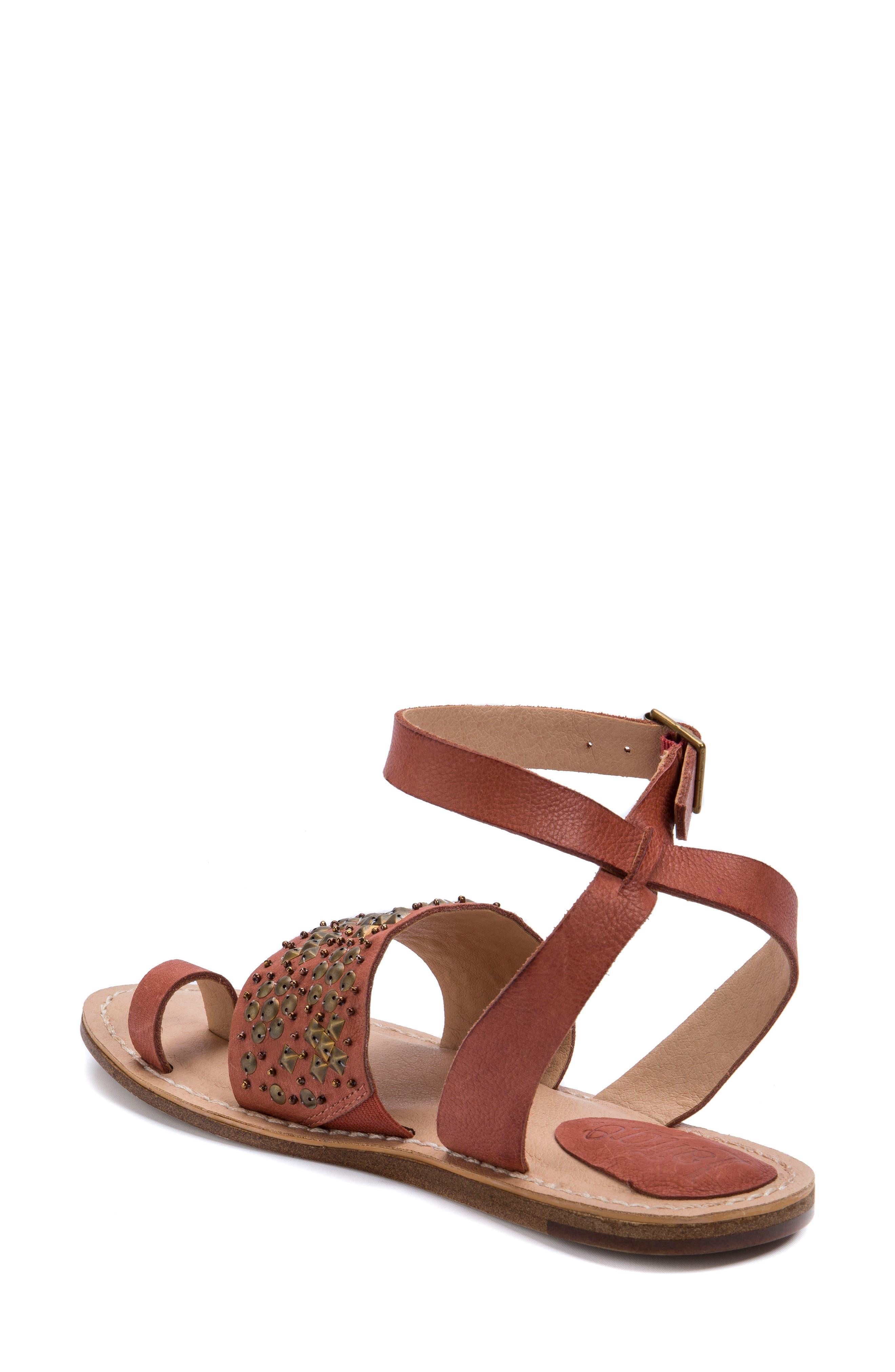 Vera Embellished Sandal,                             Alternate thumbnail 6, color,