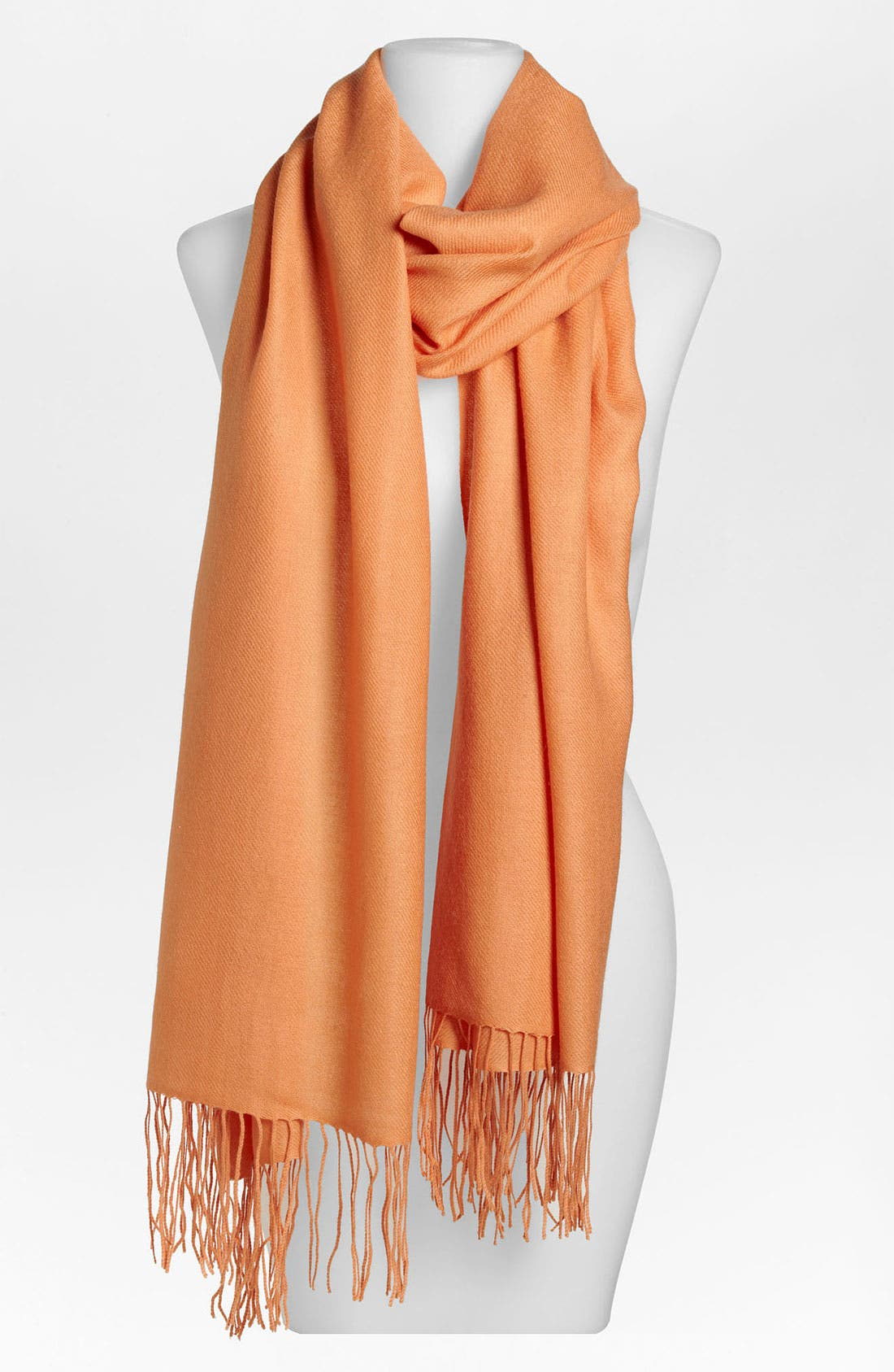Tissue Weight Wool & Cashmere Wrap,                             Main thumbnail 175, color,
