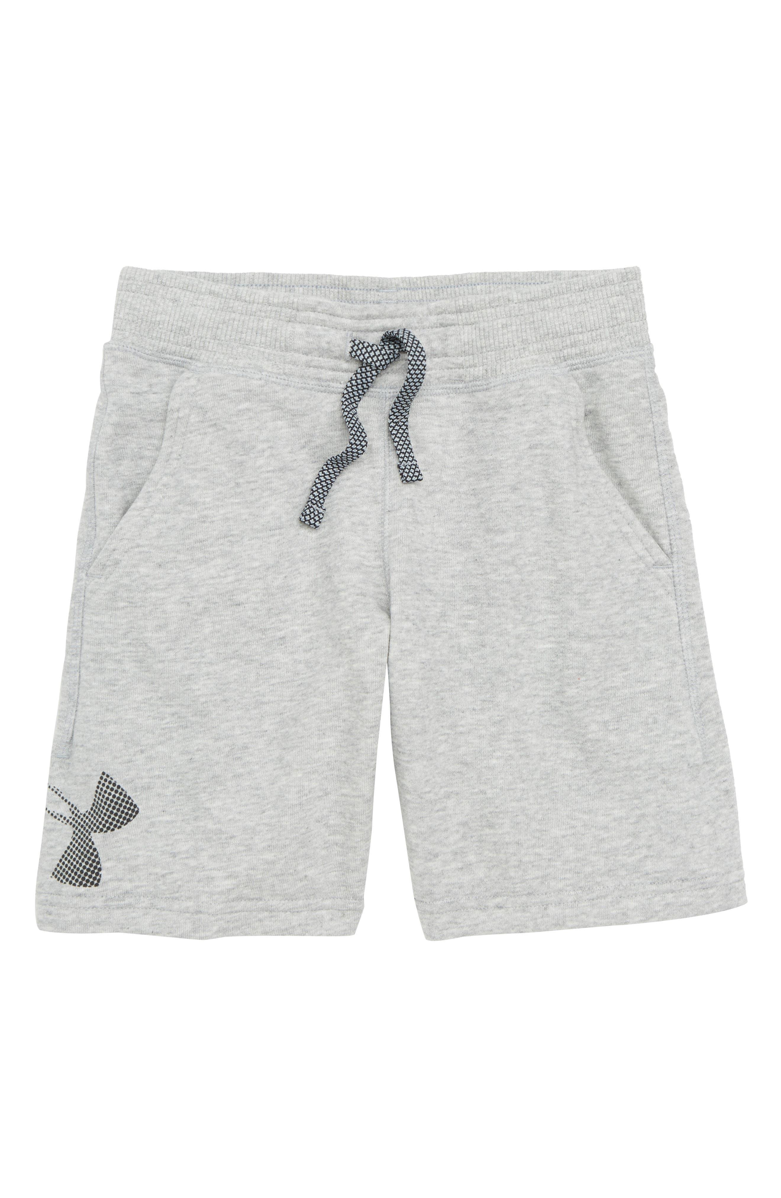 Graphic Knit Shorts,                             Main thumbnail 3, color,