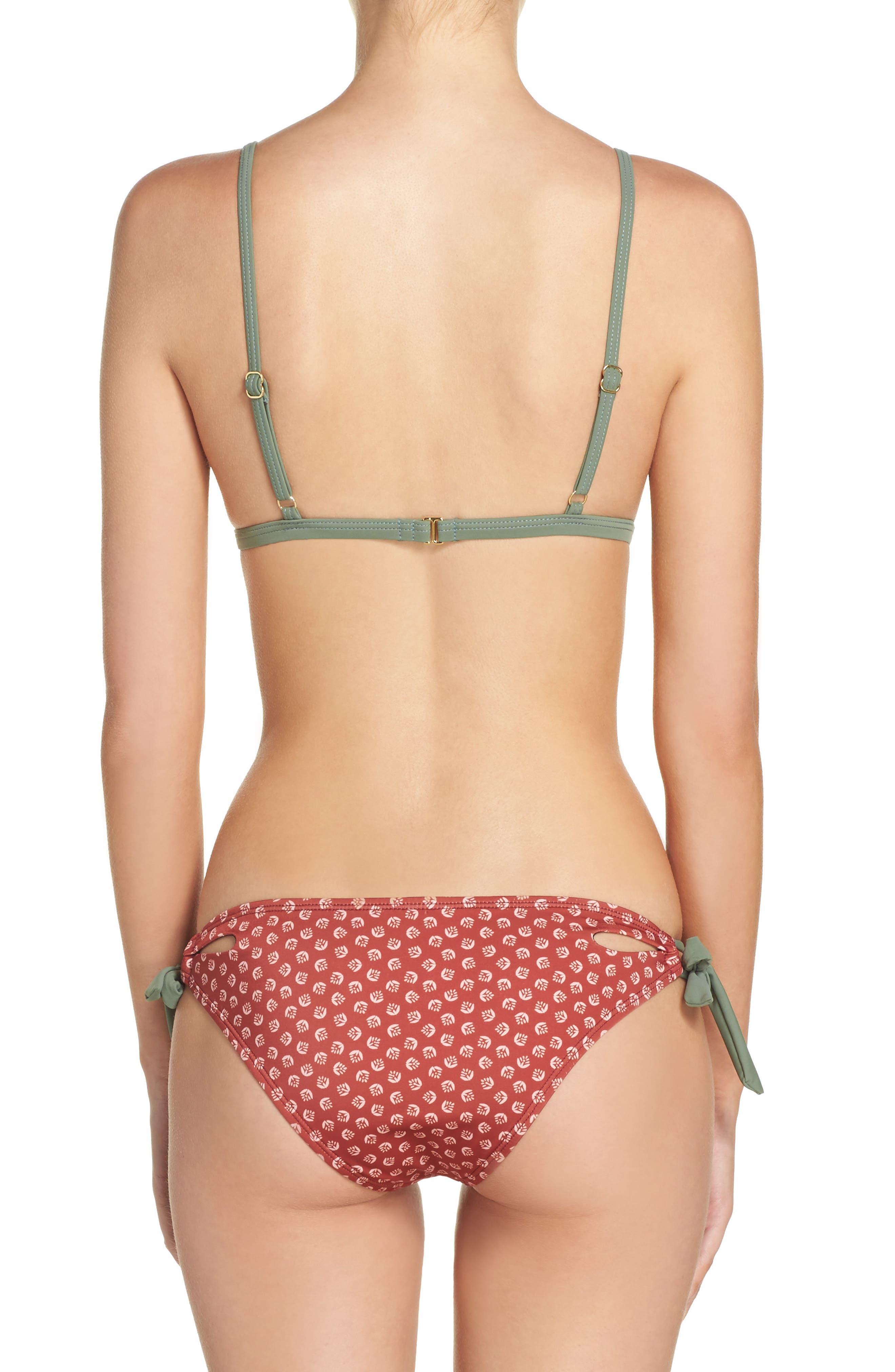 Triangle Bikini Top,                             Alternate thumbnail 34, color,