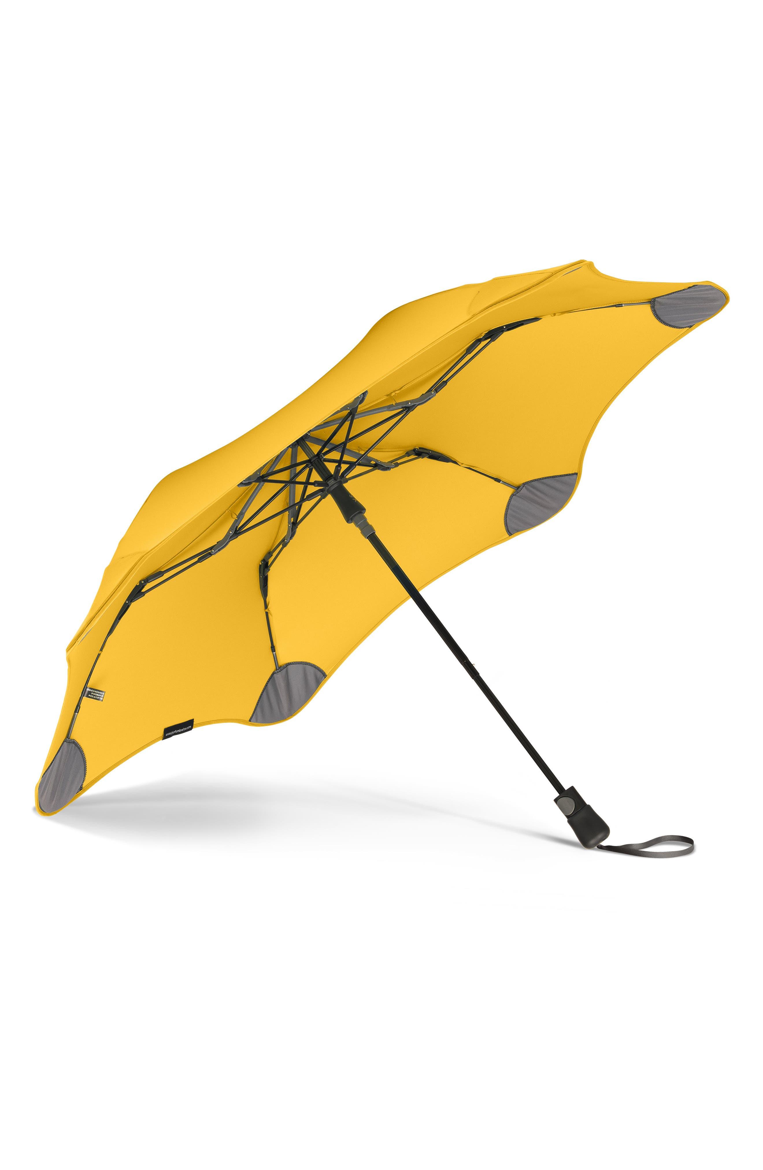 Metro Umbrella,                             Alternate thumbnail 3, color,                             YELLOW