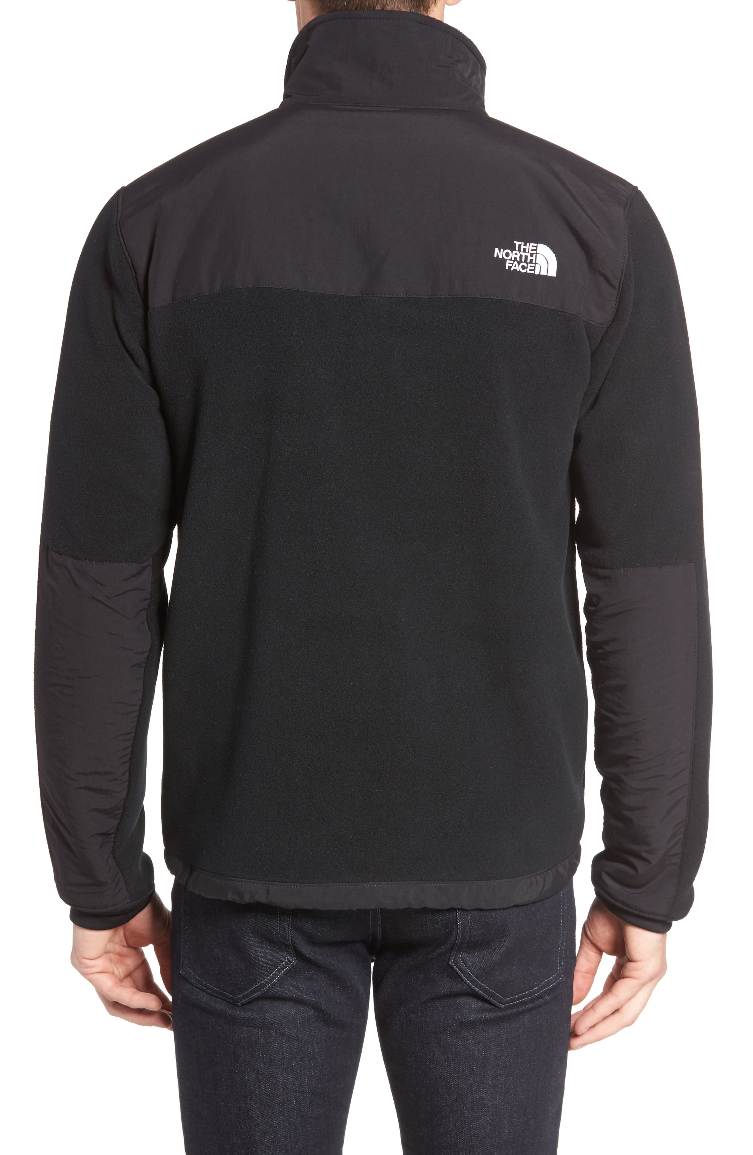 Denali 2 Recycled Fleece Jacket,                             Alternate thumbnail 3, color,                             001