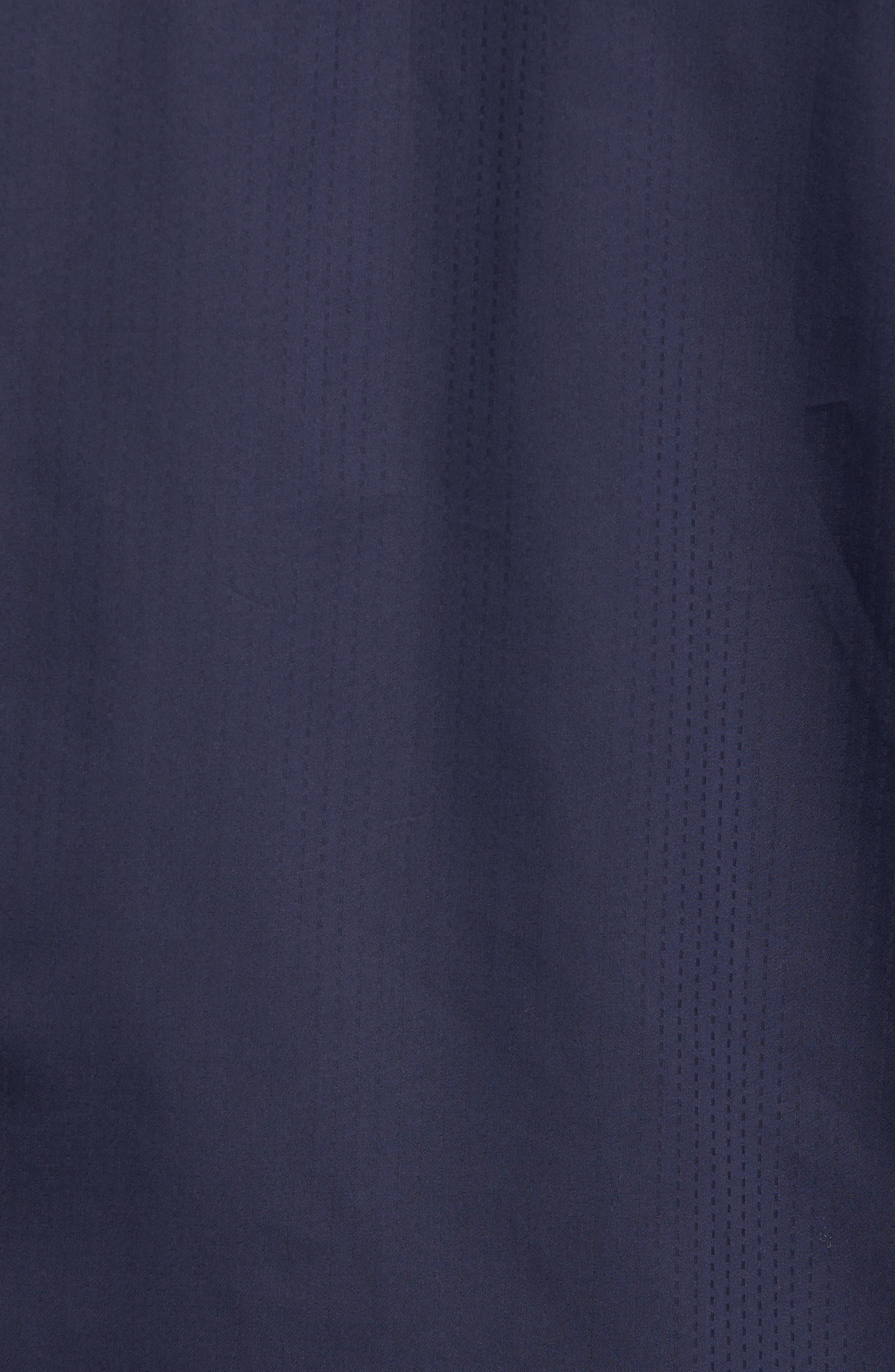 Classic Fit Print Sport Shirt,                             Alternate thumbnail 5, color,                             410