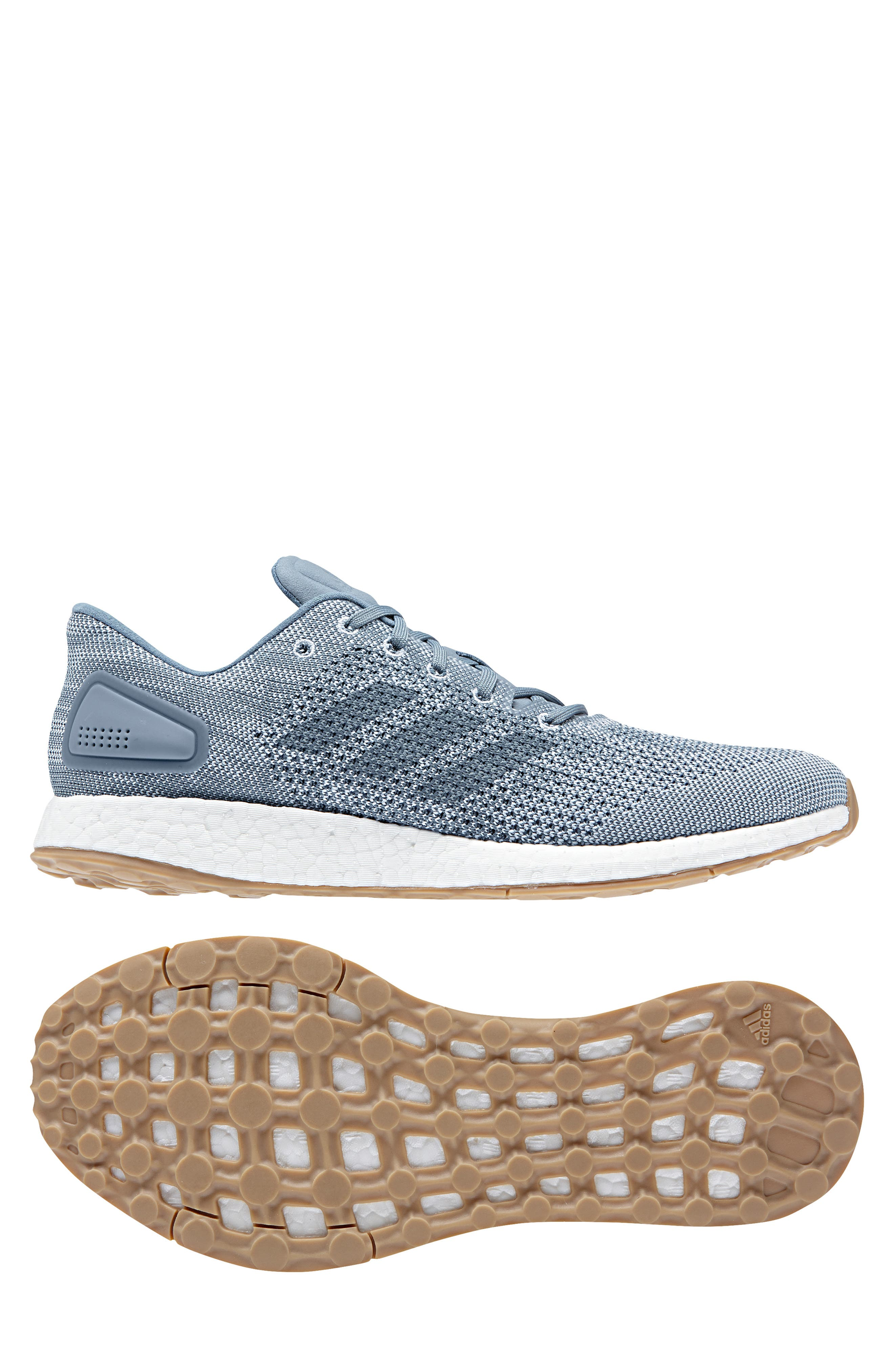 PureBoost DPR Running Shoe,                             Alternate thumbnail 7, color,                             360
