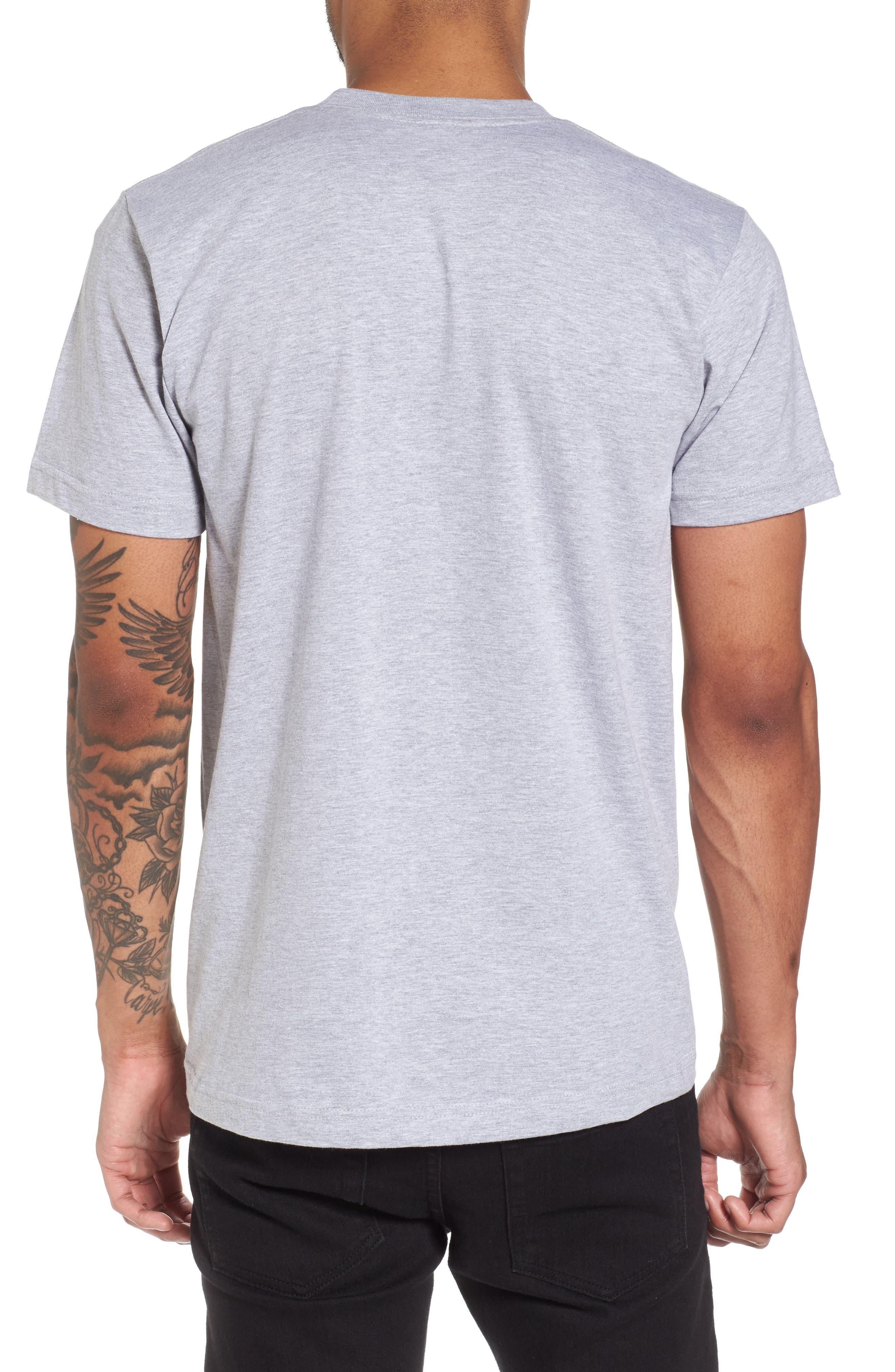Foul Weather Fans T-Shirt,                             Alternate thumbnail 2, color,                             020