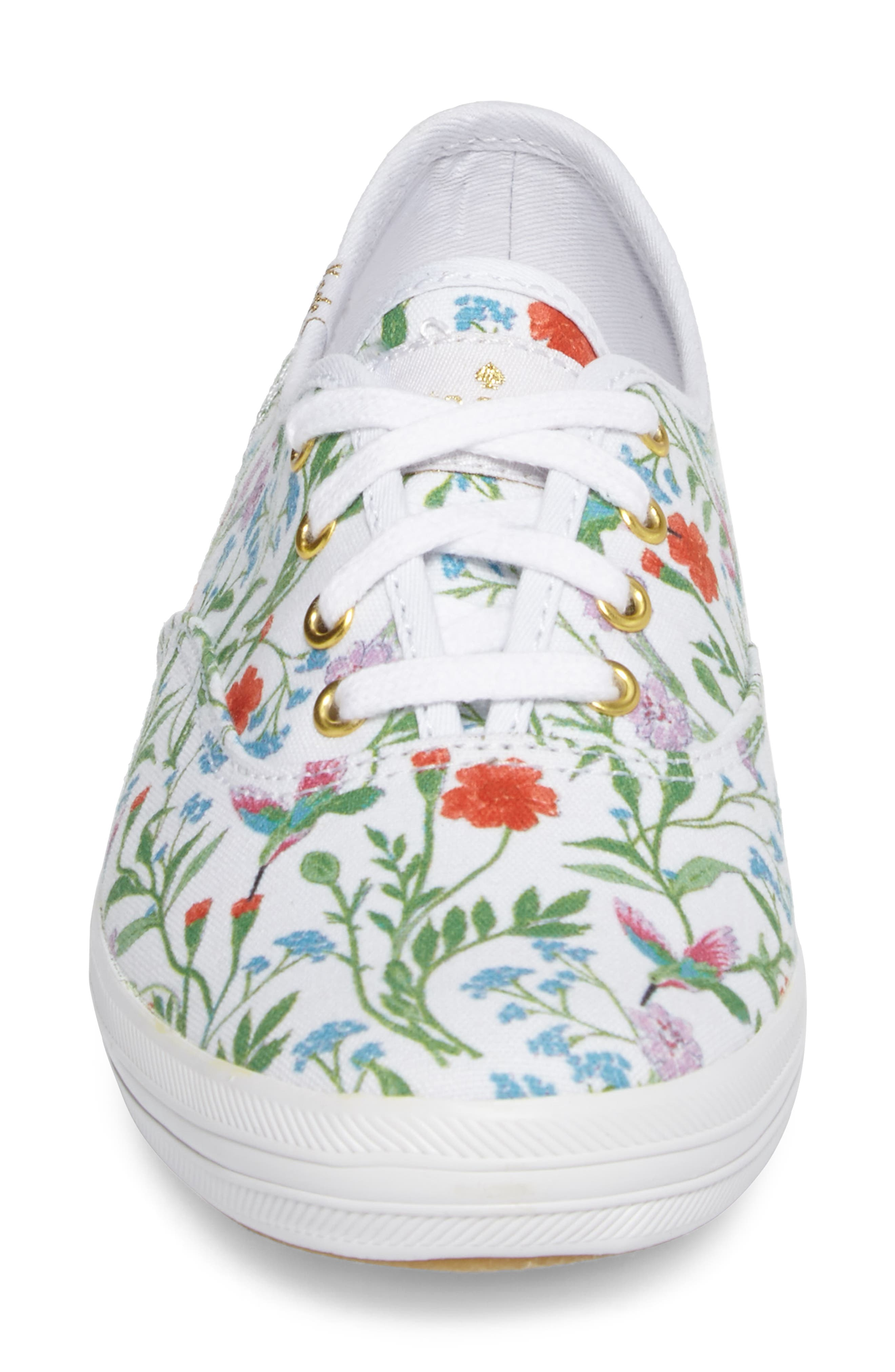 Keds<sup>®</sup> x kate spade new york champion sneaker,                             Alternate thumbnail 15, color,