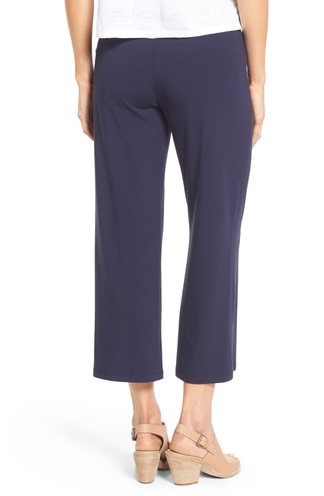 Crop Jersey Pants,                             Alternate thumbnail 11, color,