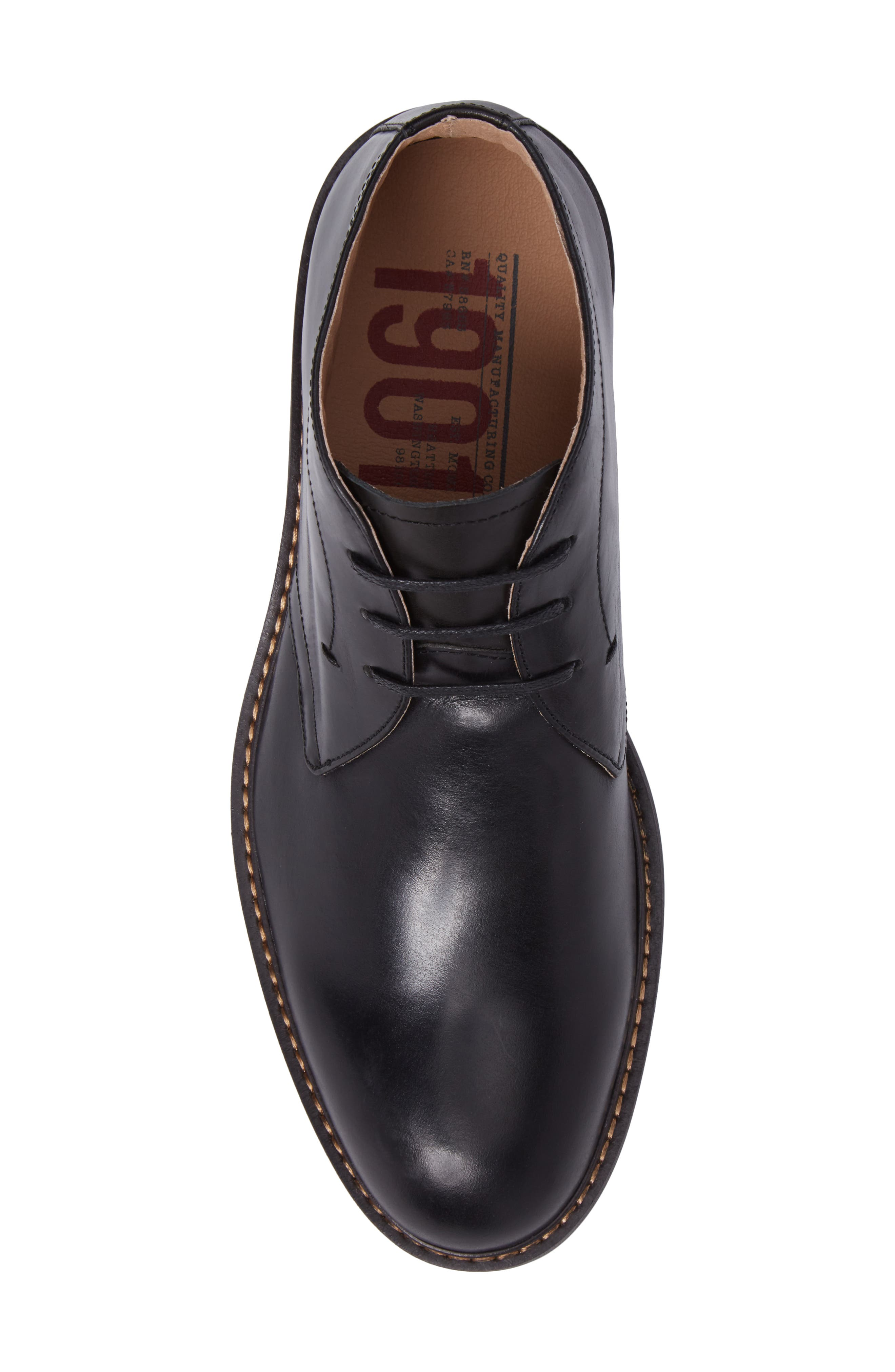 Barrett Chukka Boot,                             Alternate thumbnail 5, color,                             001