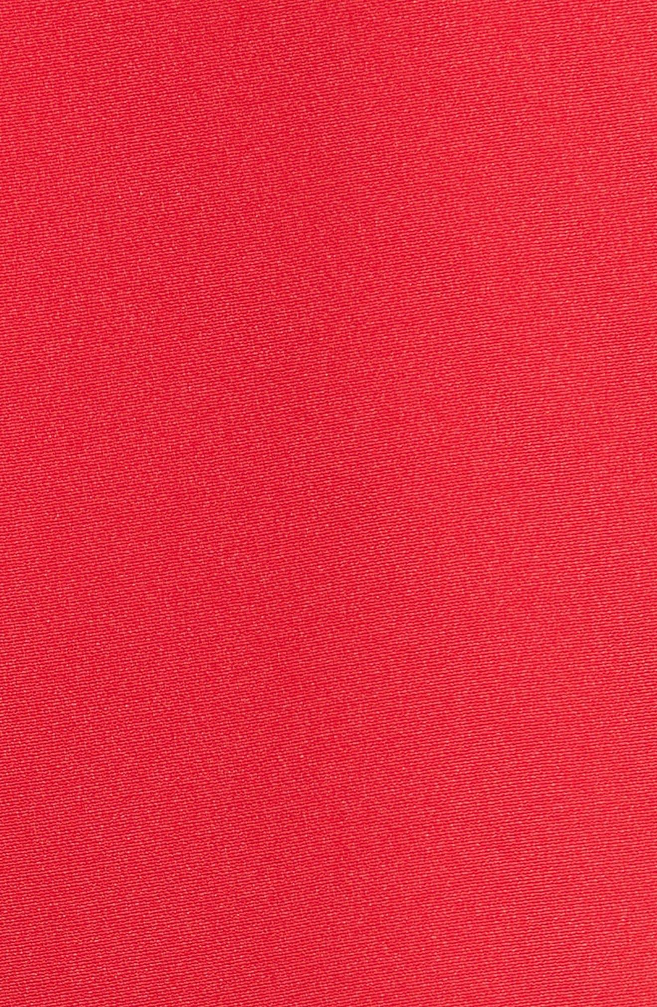 Silk Satin Crop Tank,                             Alternate thumbnail 5, color,                             600
