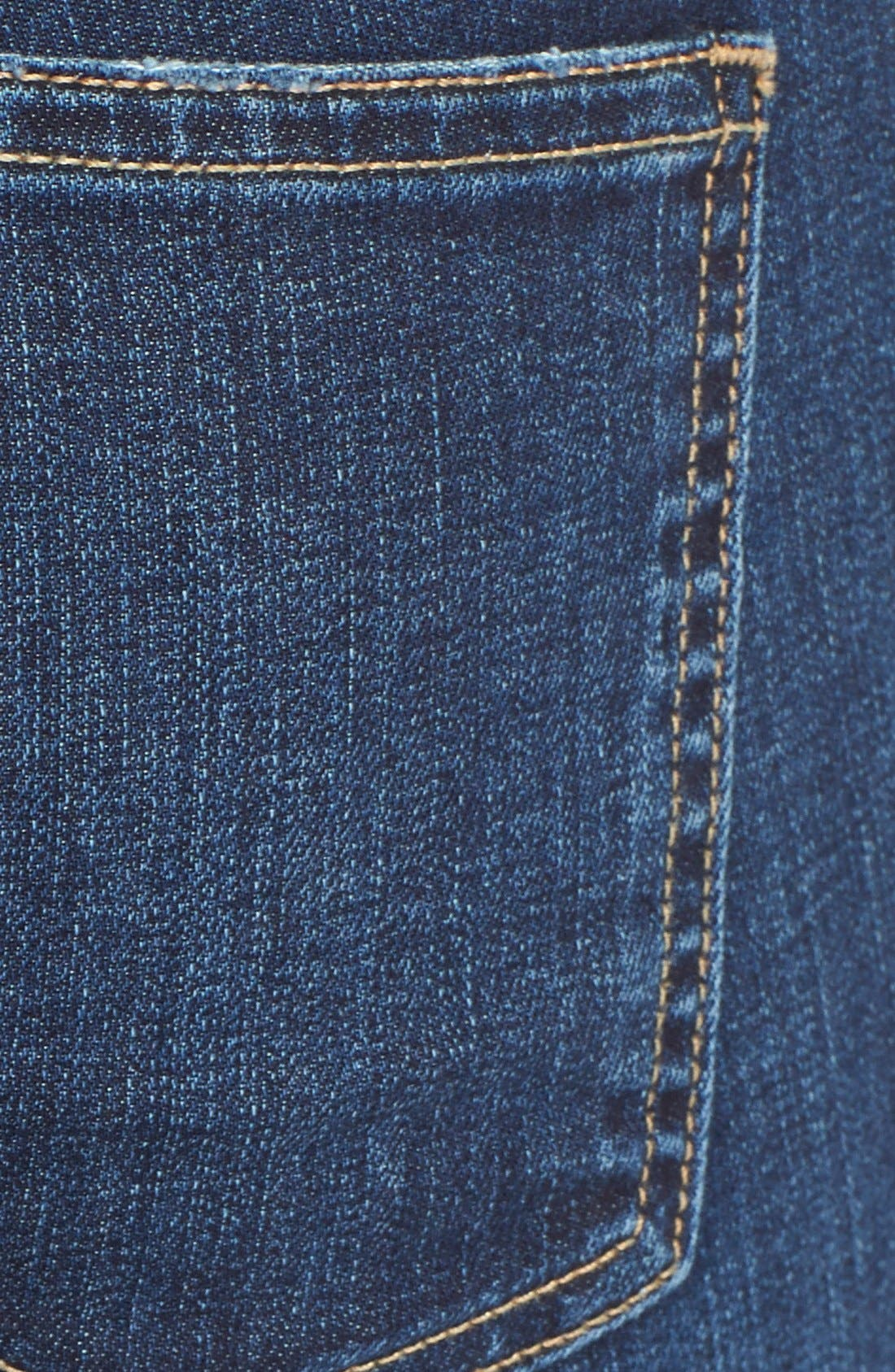 'The Stiletto' Stretch Jeans,                             Alternate thumbnail 6, color,