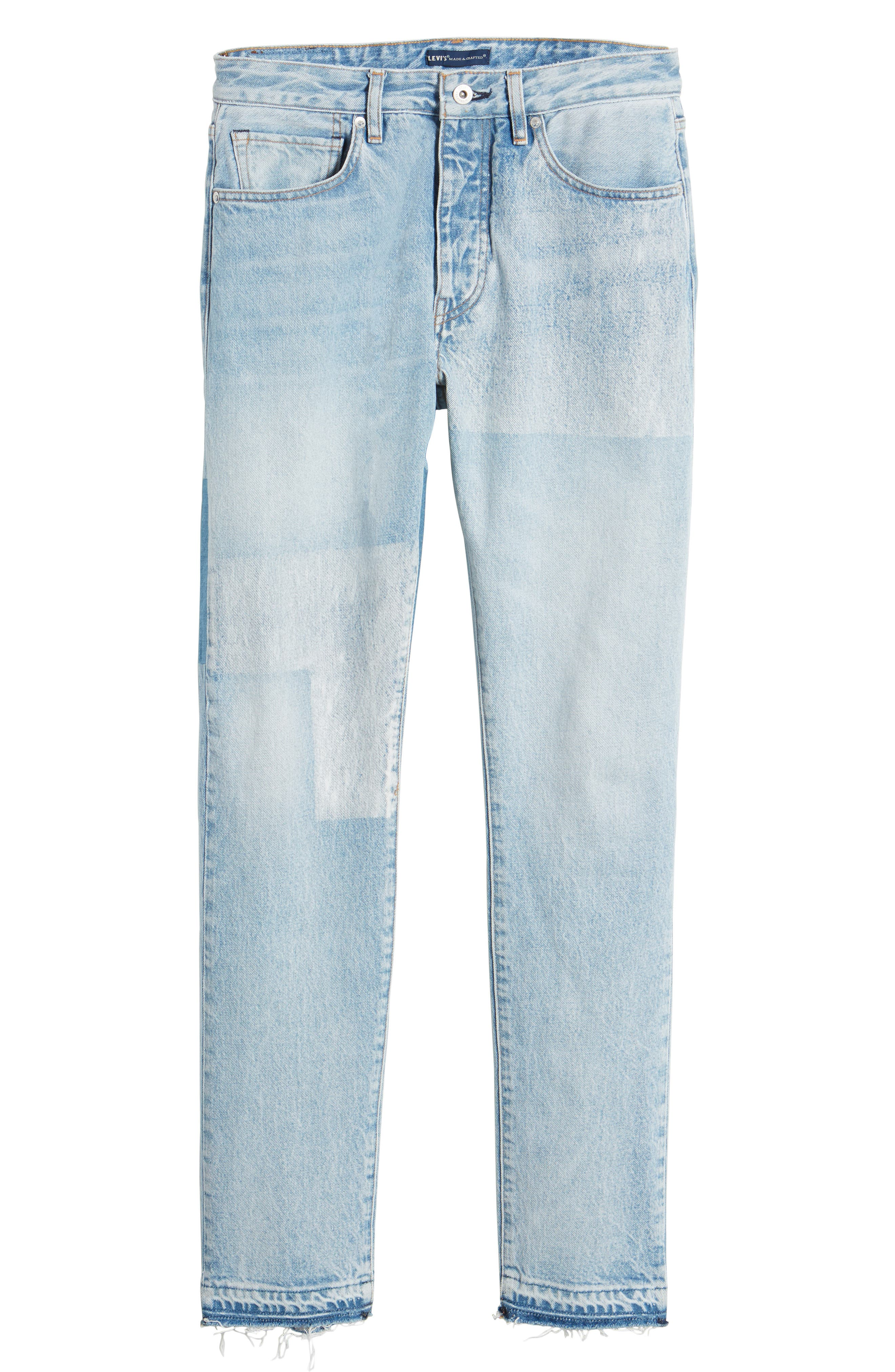 Studio Slim Fit Jeans,                             Alternate thumbnail 6, color,                             420