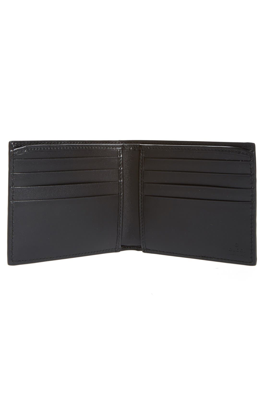 New Web Wallet,                             Alternate thumbnail 5, color,                             BLACK