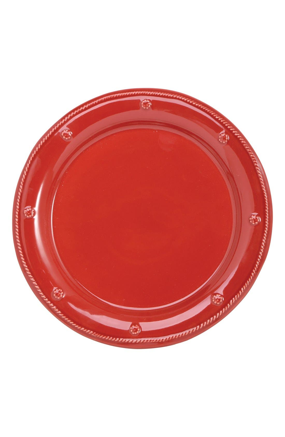 'Berry and Thread' Dinner Plate,                             Main thumbnail 4, color,