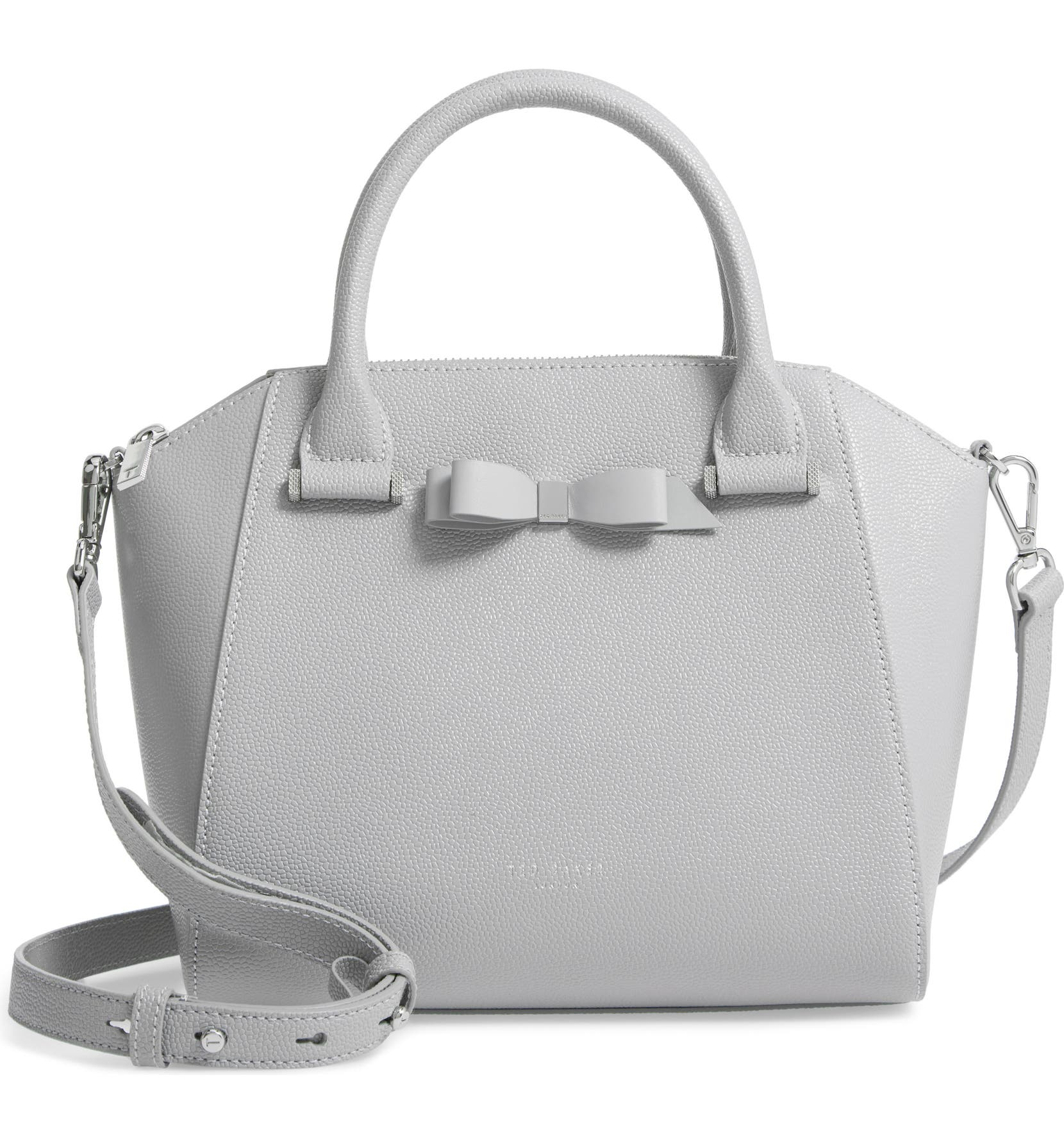 5fe2334575fe32 Ted Baker London Janne Bow Leather Tote