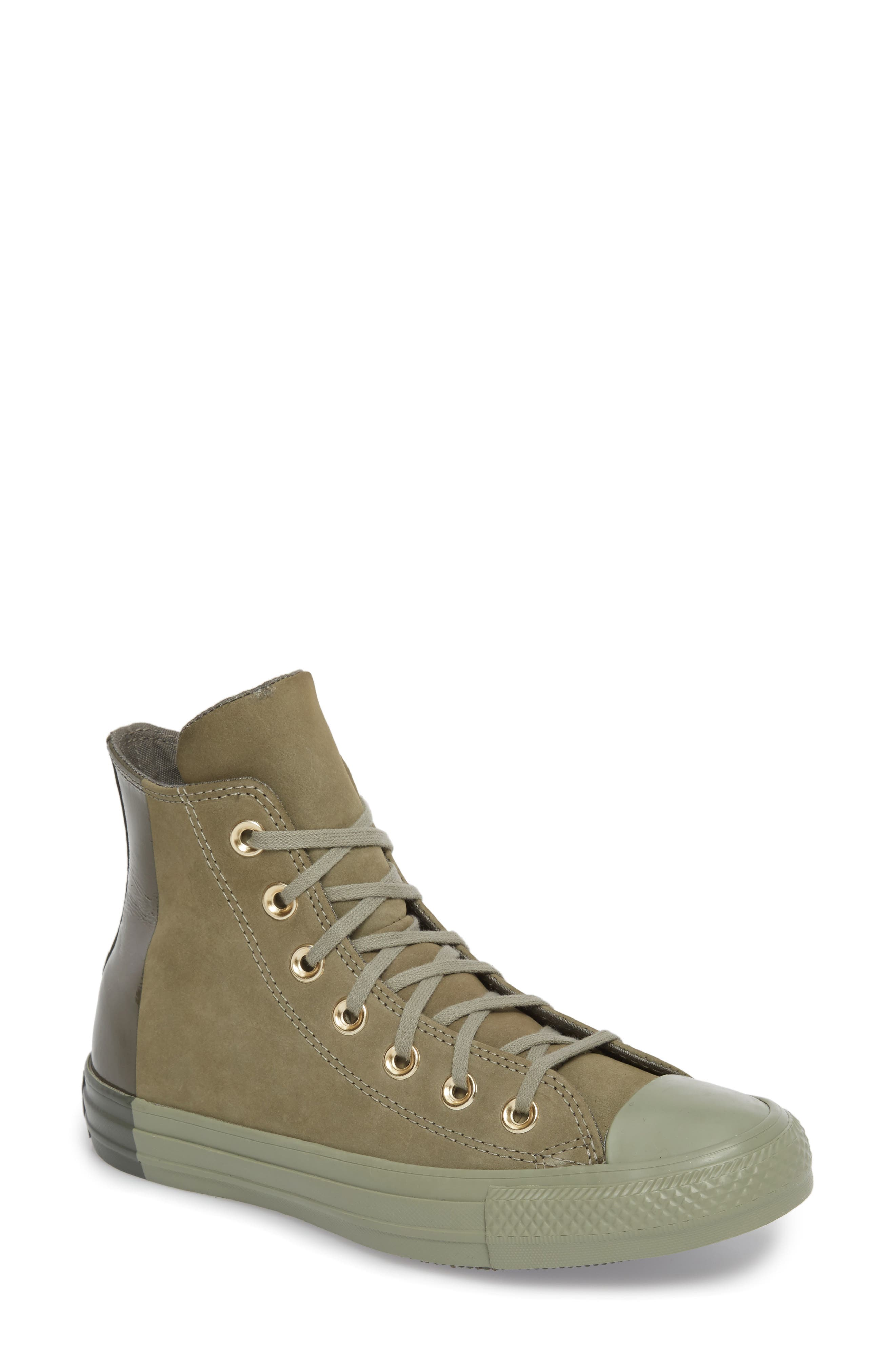 Chuck Taylor<sup>®</sup> All Star<sup>®</sup> High Top Sneaker,                             Main thumbnail 1, color,                             024